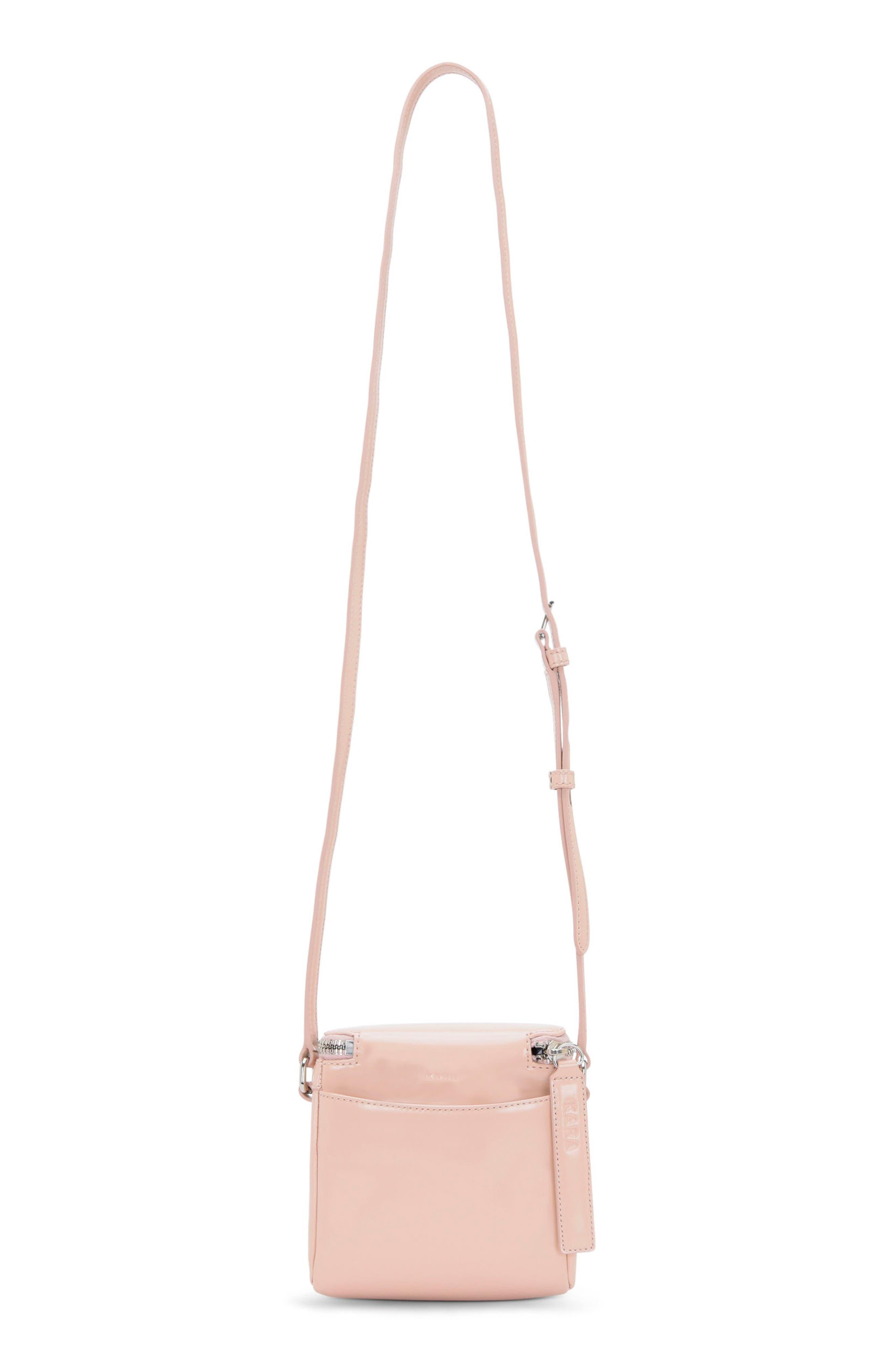 Stowaway Leather Crossbody Bag,                             Alternate thumbnail 2, color,                             650