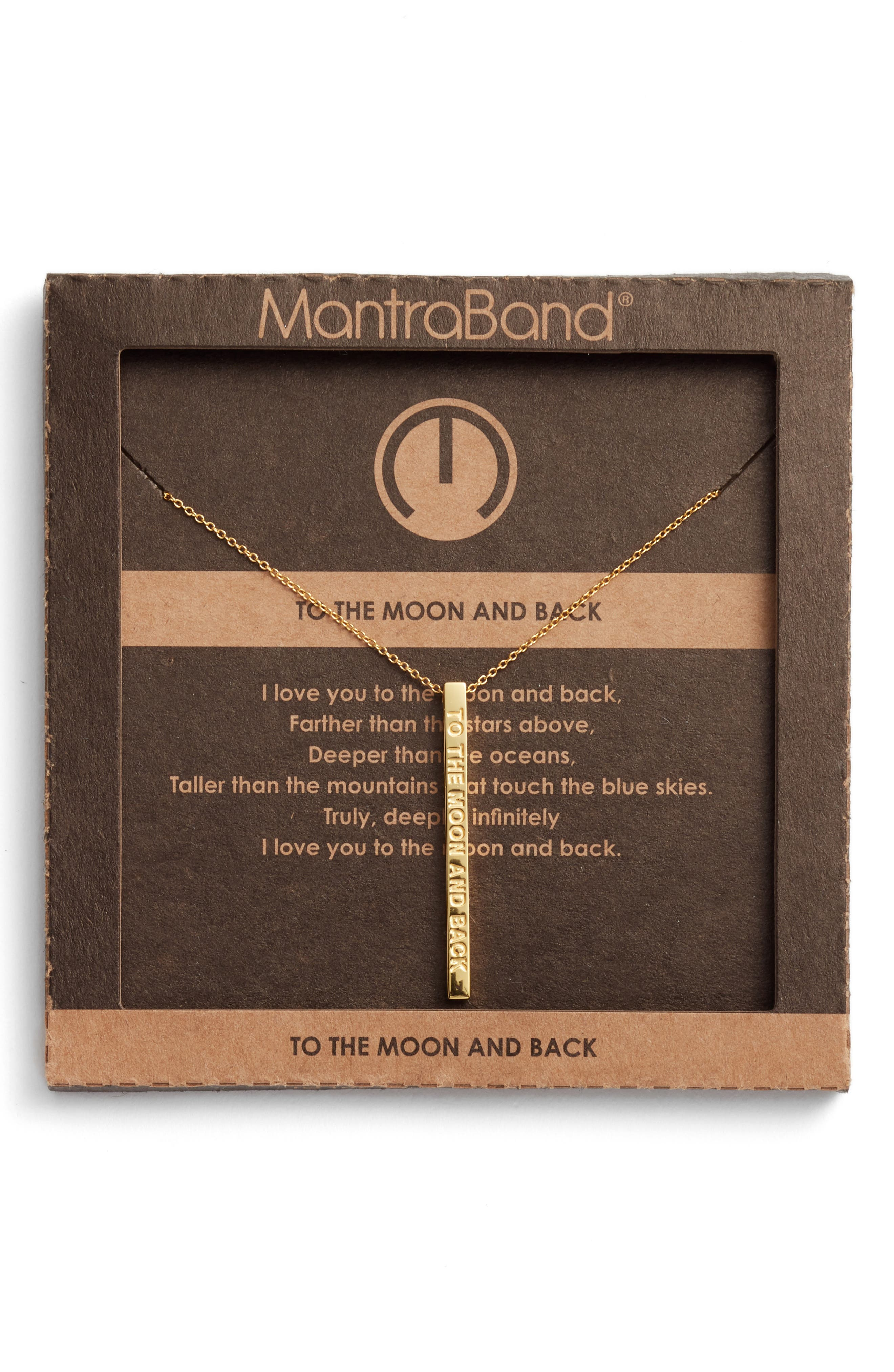 To the Moon & Back Pendant Necklace,                             Alternate thumbnail 9, color,