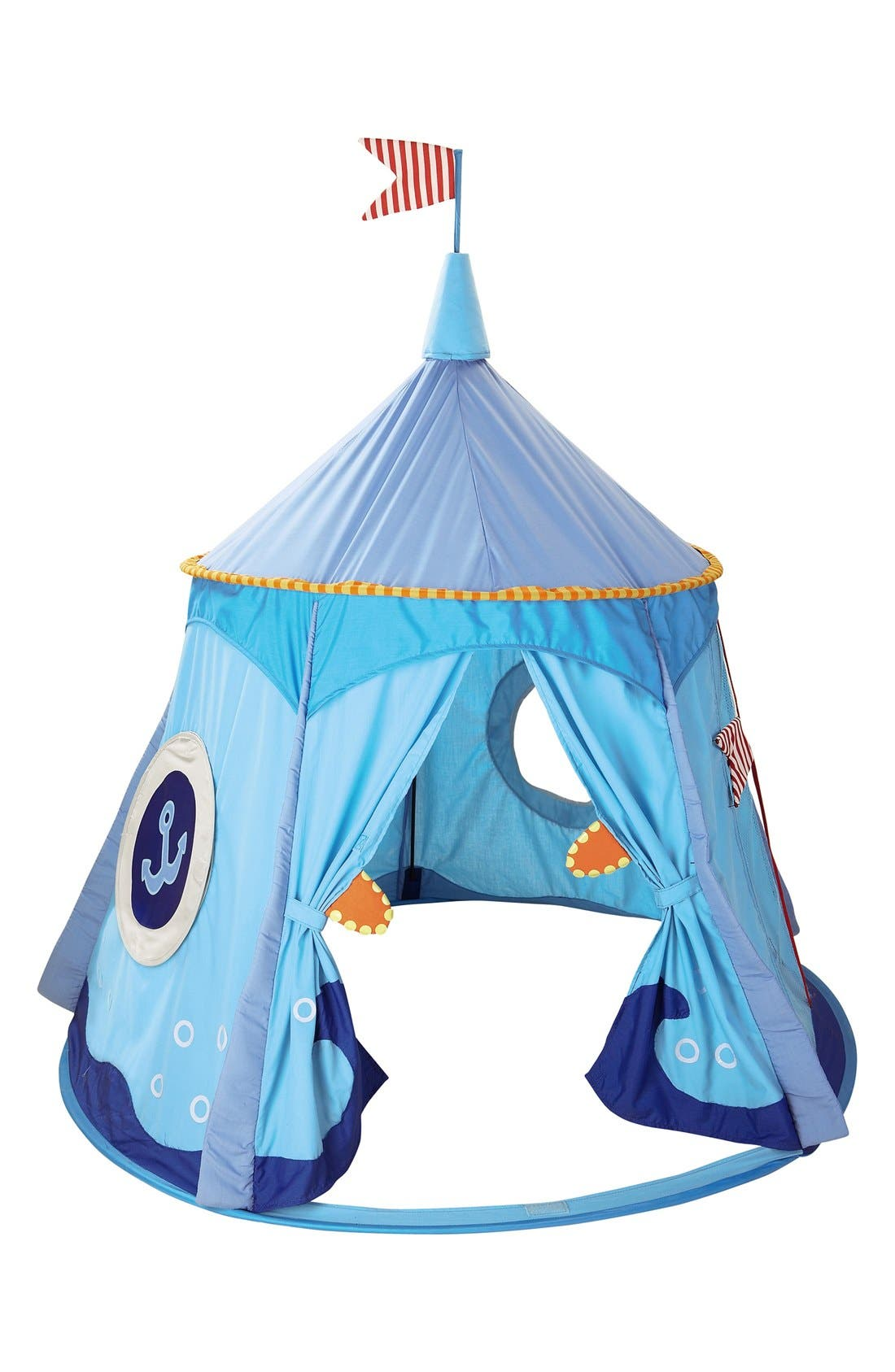 'Pirate's Treasure' Play Tent,                             Main thumbnail 1, color,                             BLUE