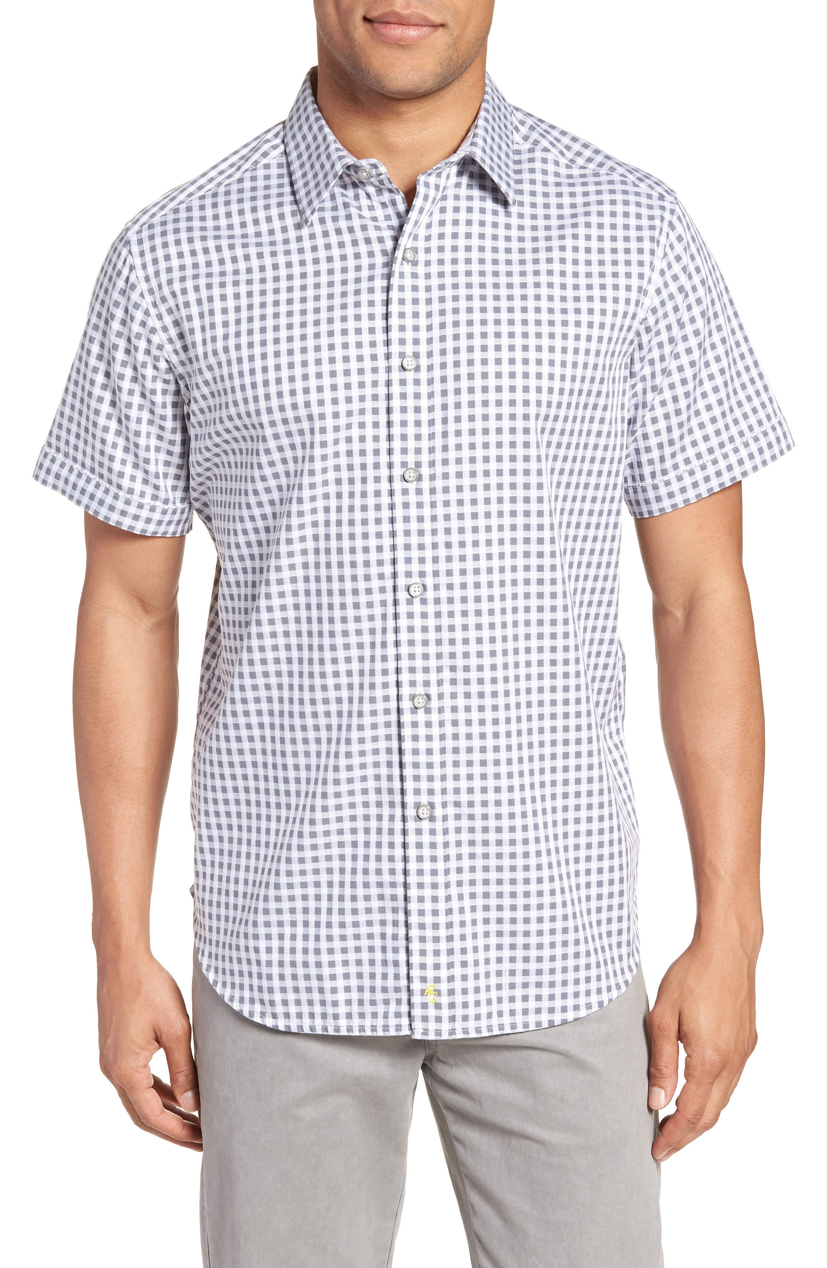 Morales Classic Fit Sport Shirt,                             Main thumbnail 1, color,                             063