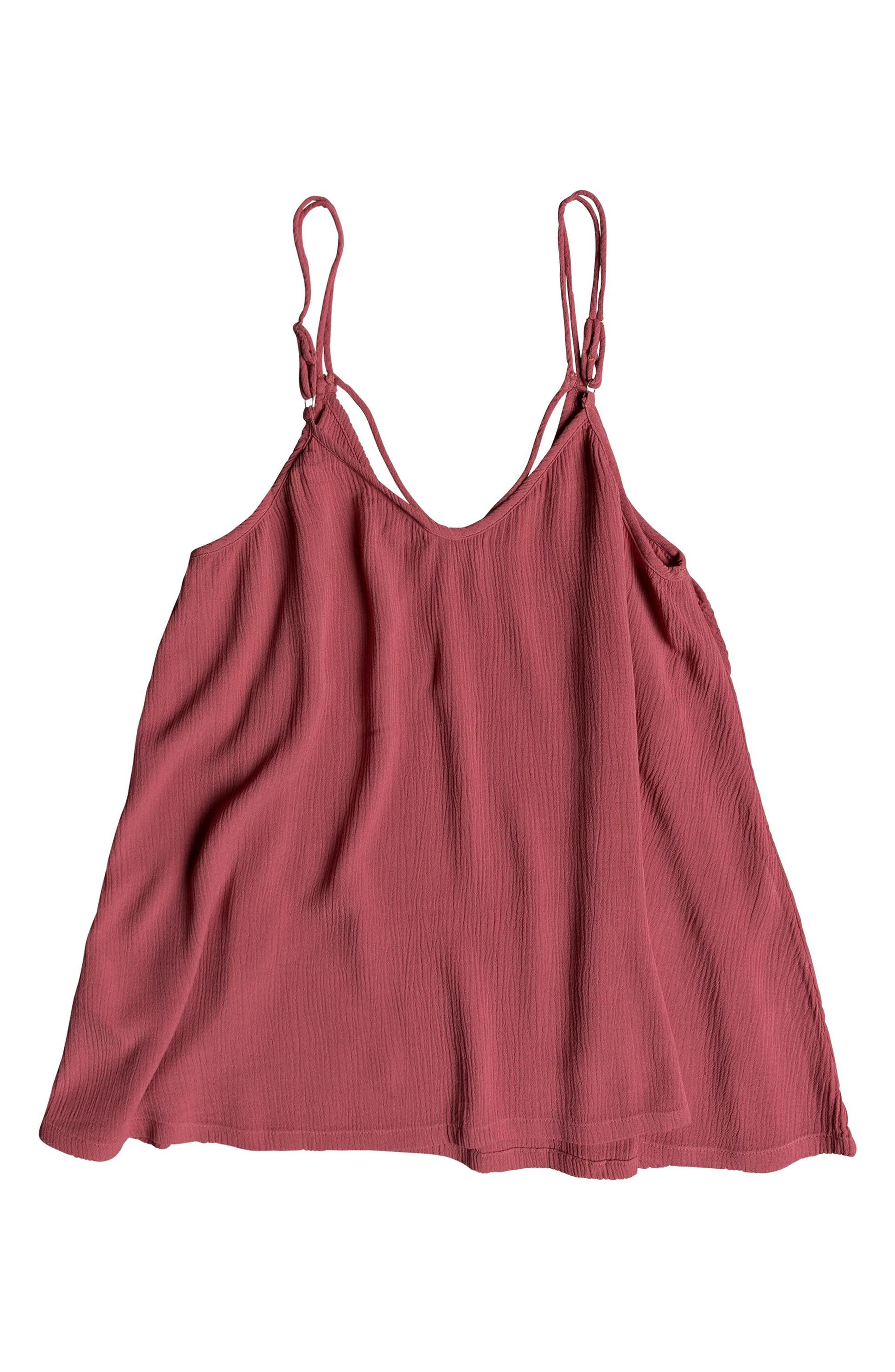 Final Days Tank Top,                             Alternate thumbnail 4, color,                             HOLLY BERRY