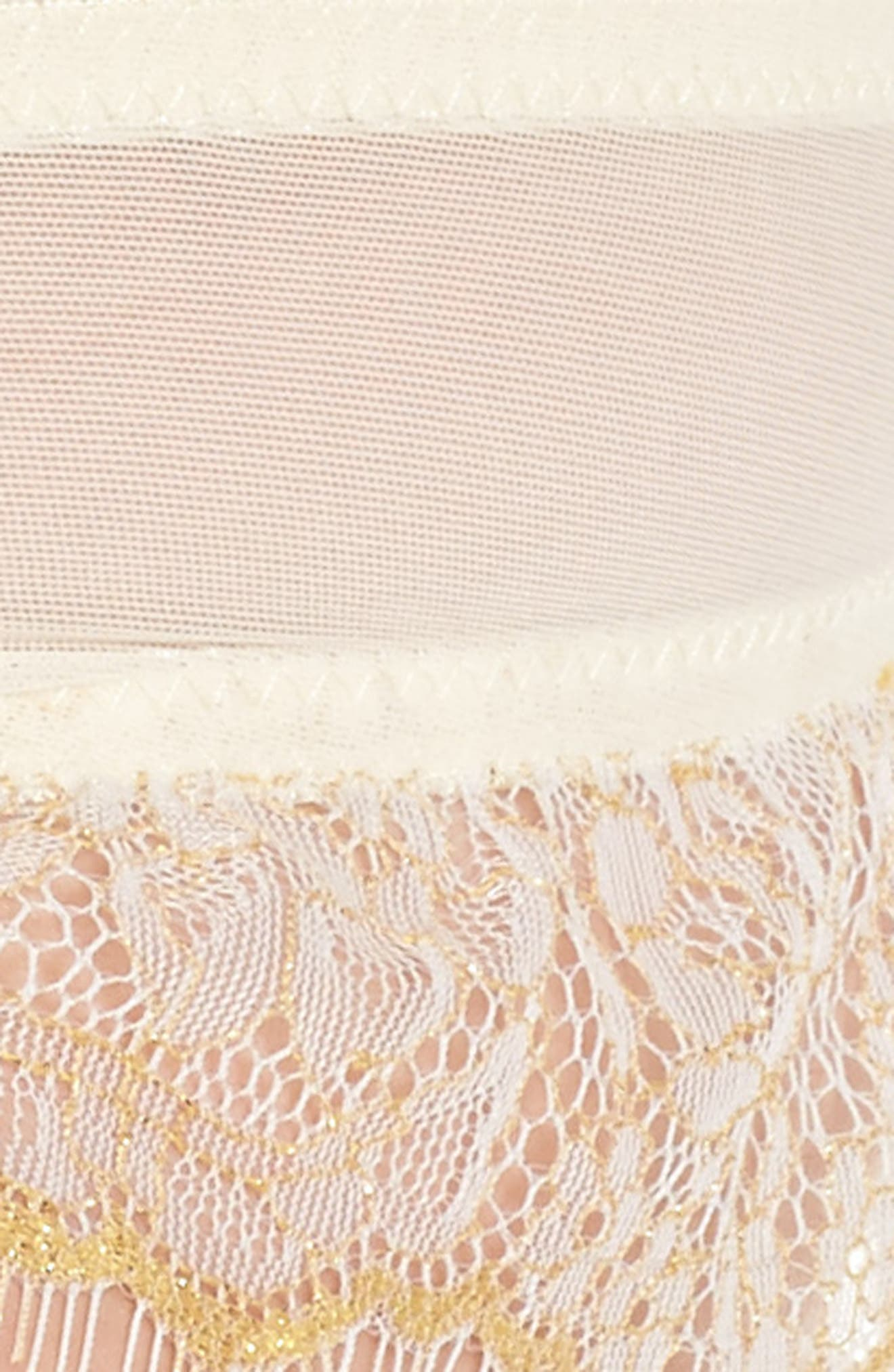 Karine Lace Panties,                             Alternate thumbnail 5, color,                             900