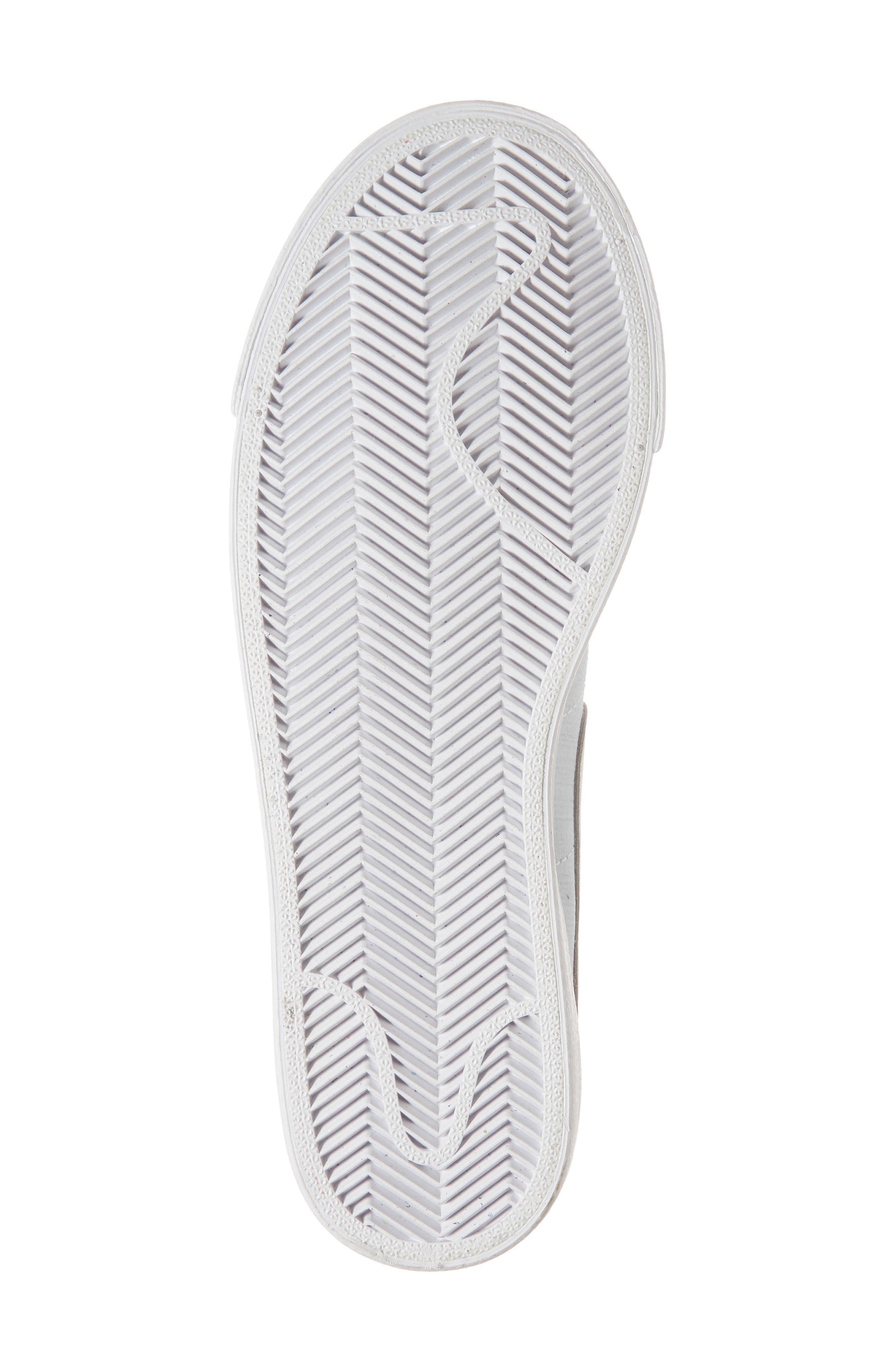 Blazer Low Top Sneaker SE,                             Alternate thumbnail 6, color,                             040
