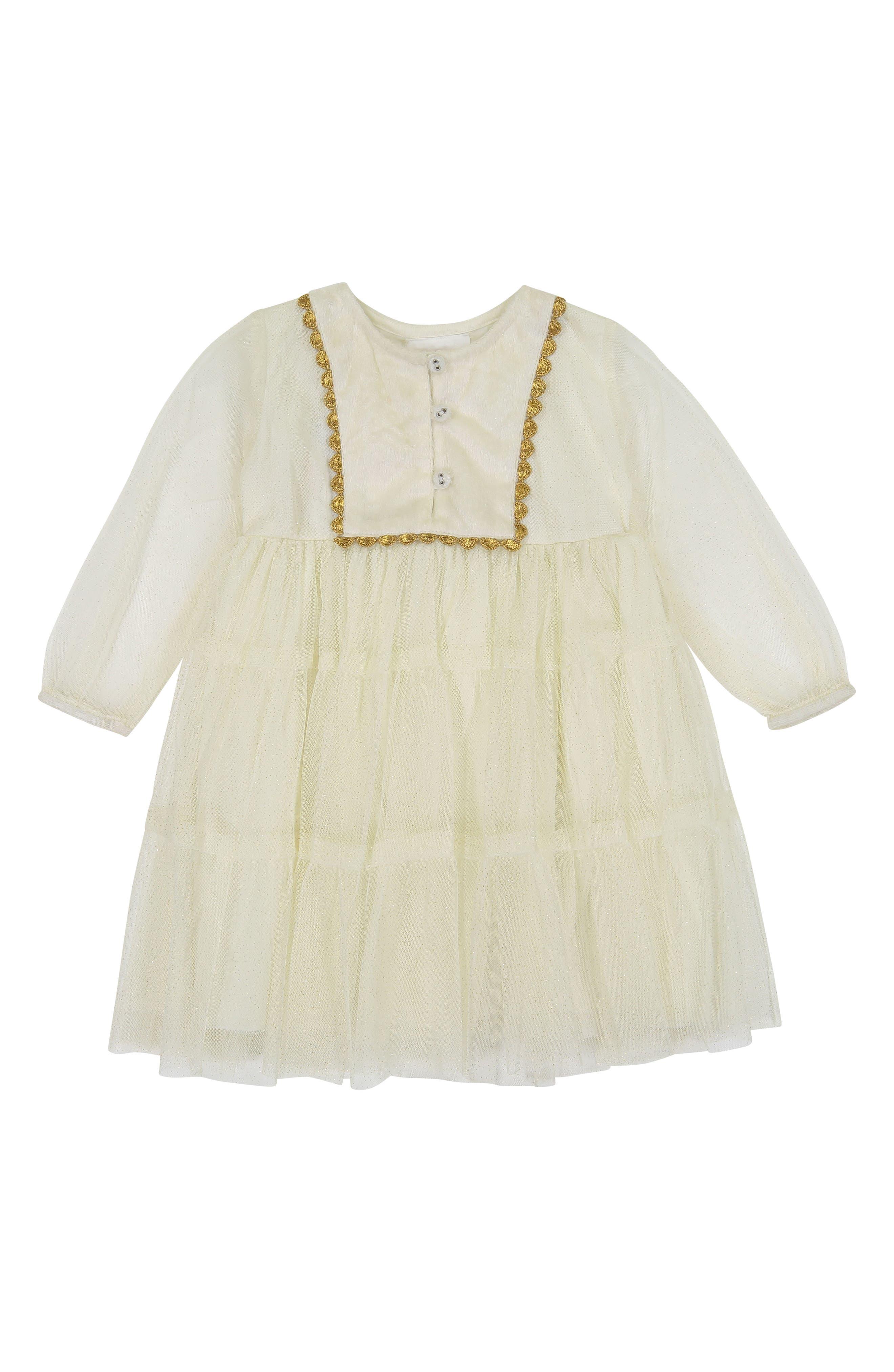 MASALA BABY Metallic Dress, Main, color, 900