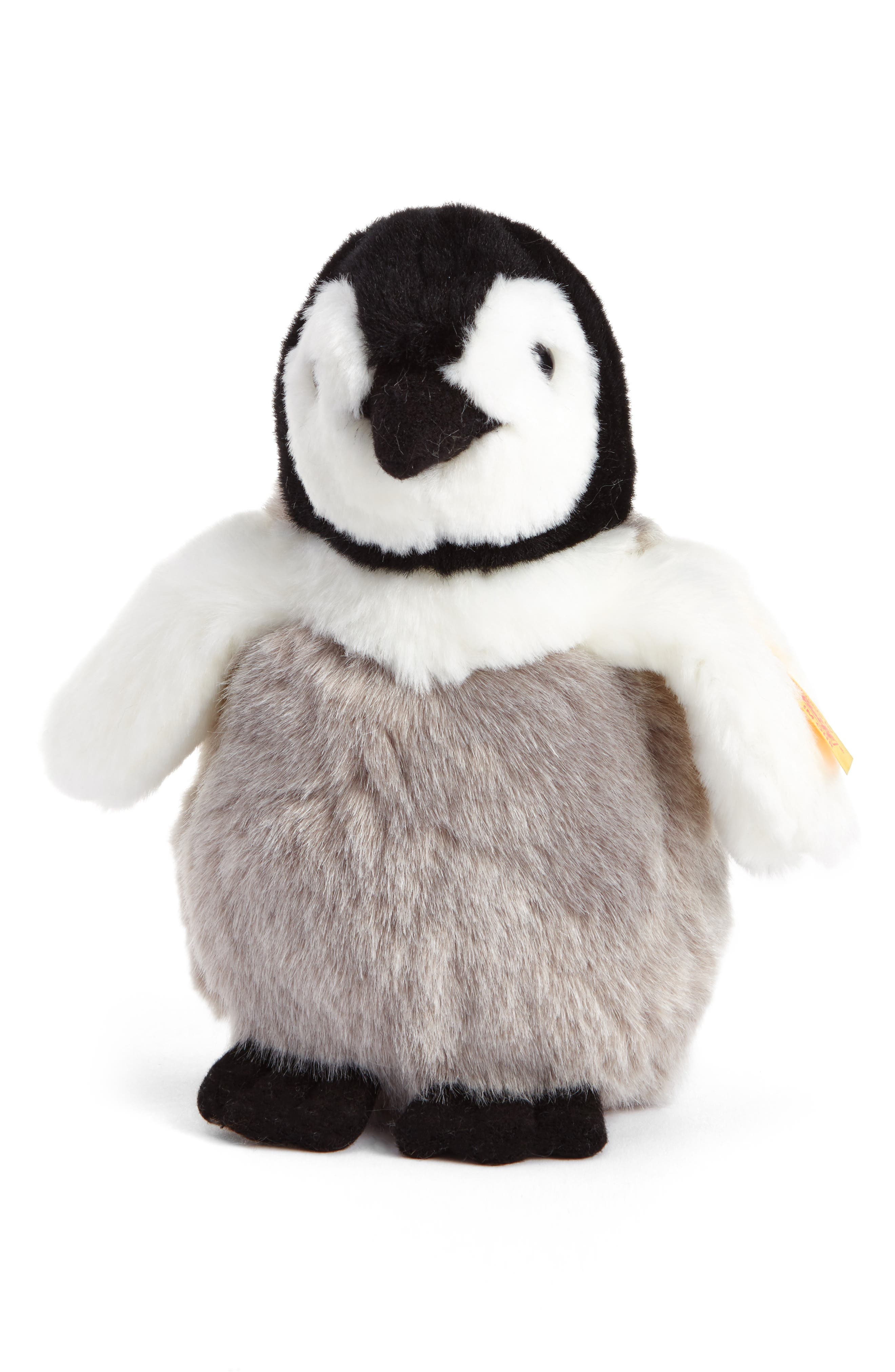 Flaps Baby Penguin Stuffed Animal, Main, color, 001
