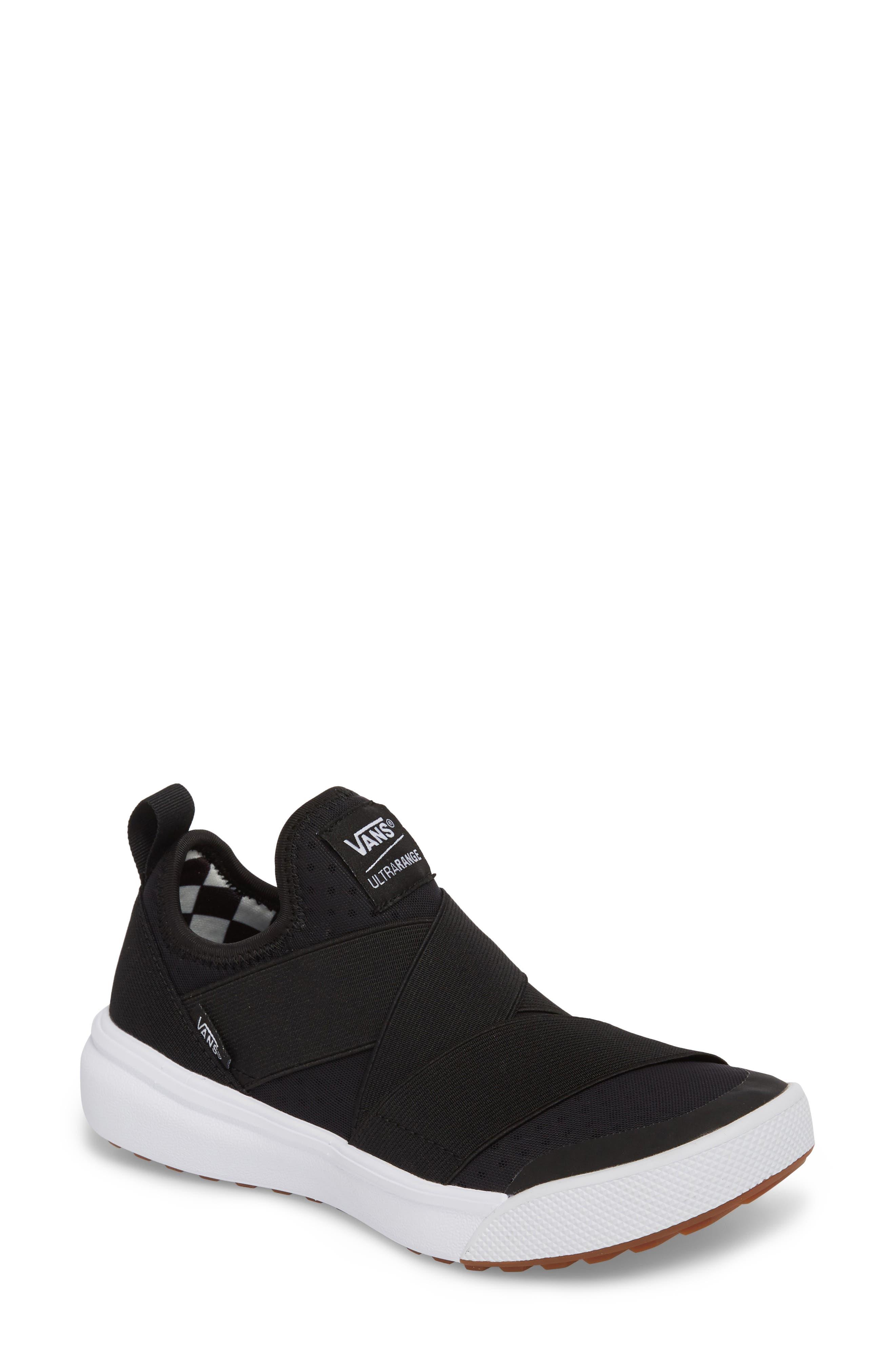 UltraRange Gore Slip-On Sneaker,                         Main,                         color, BLACK