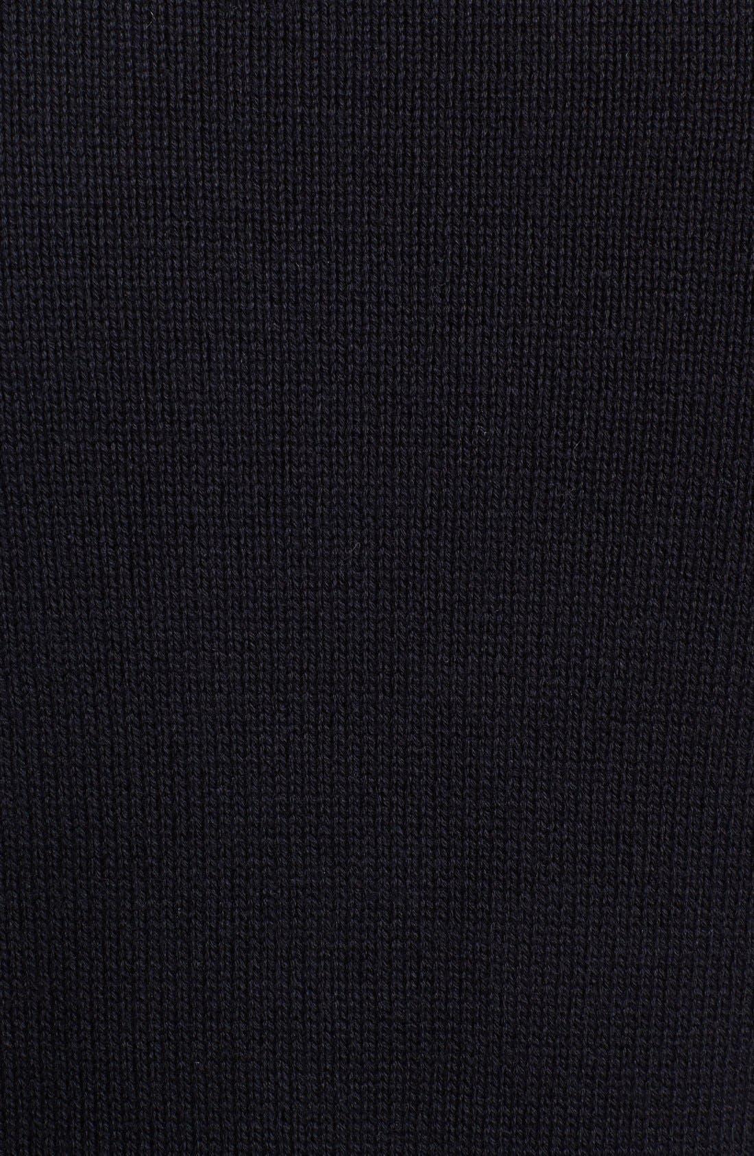 1901,                             Graphic Crewneck Sweater,                             Alternate thumbnail 4, color,                             001