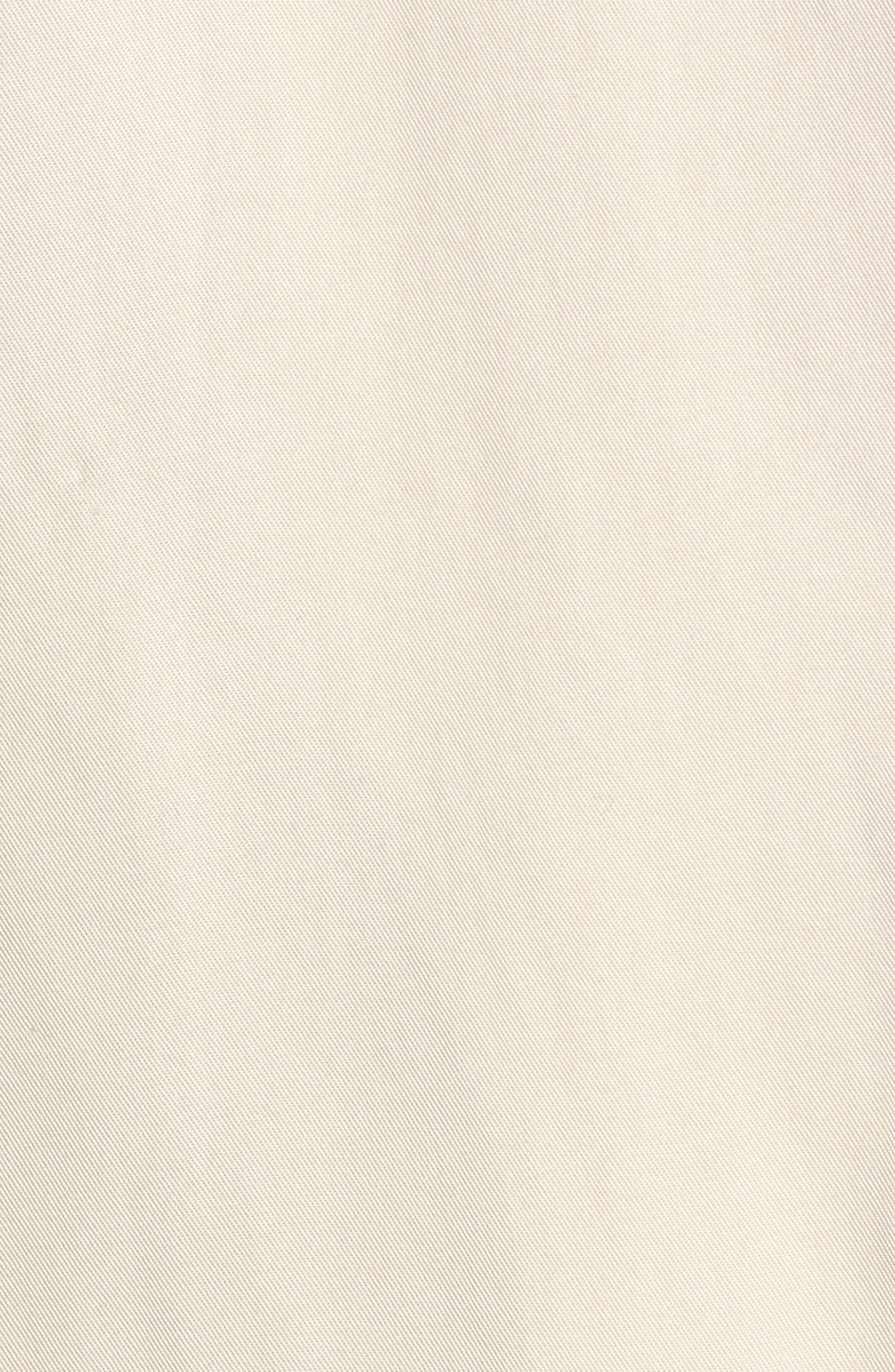 Zoe Longline Trench Vest,                             Alternate thumbnail 6, color,                             250