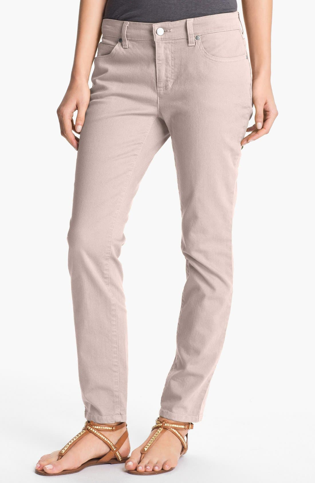 Skinny Ankle Jeans,                             Main thumbnail 14, color,