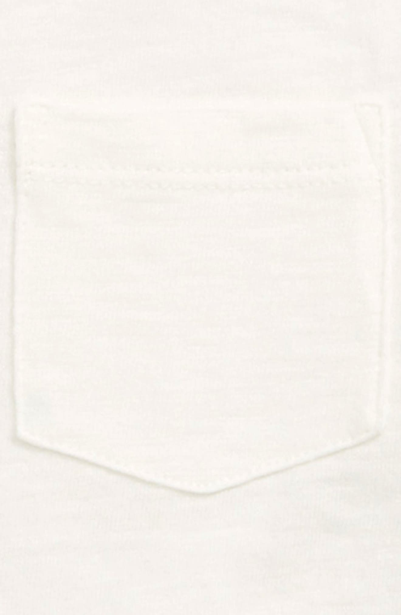 Long Sleeve Slub Cotton Polo,                             Alternate thumbnail 2, color,                             PLASTER WHITE