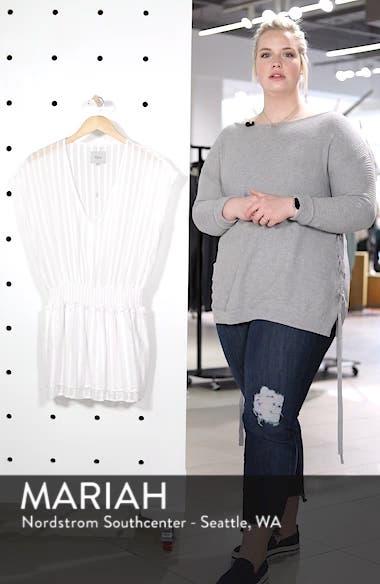 Lucca Blouson Cotton Dress, sales video thumbnail