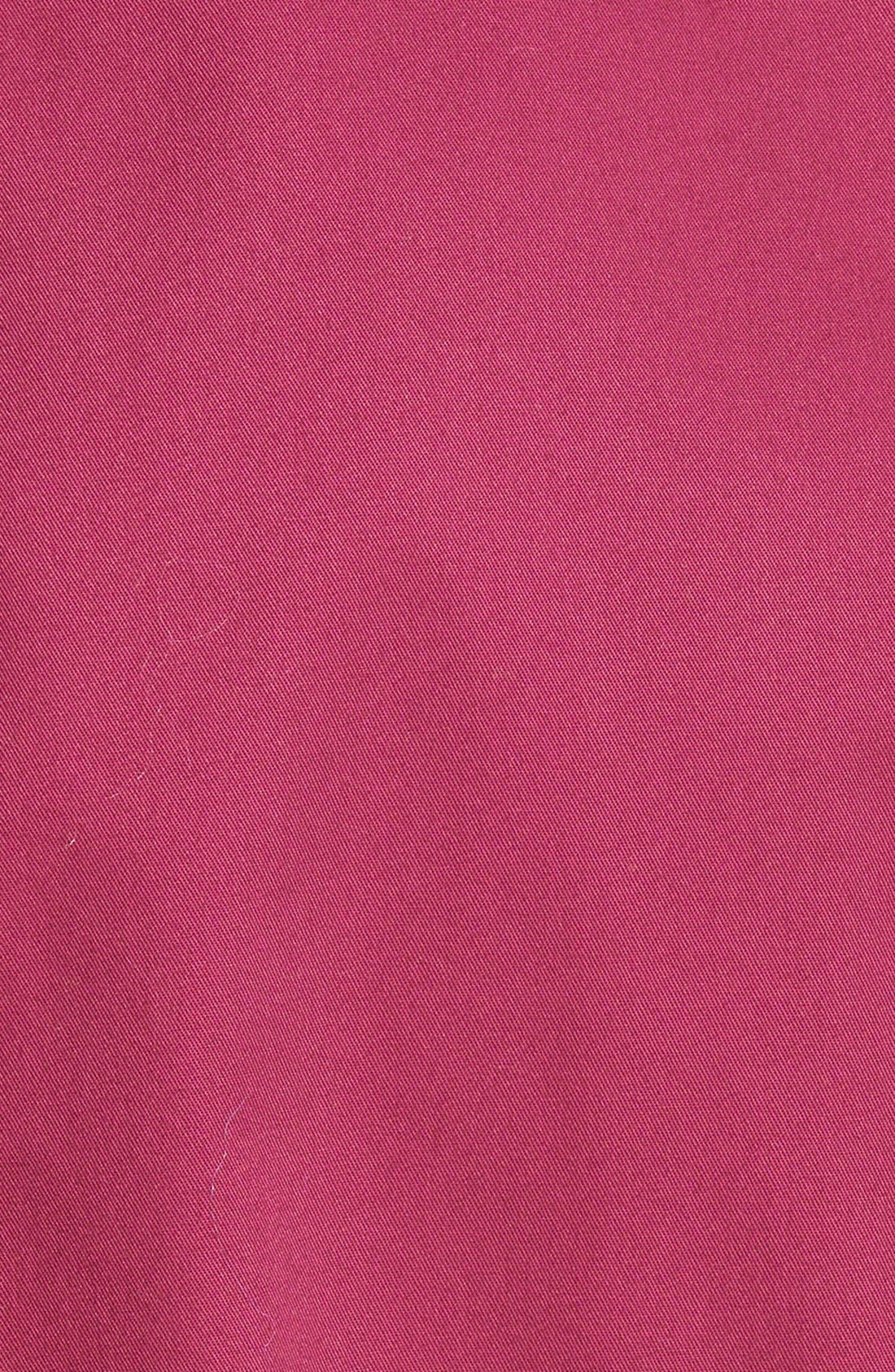 Smartcare<sup>™</sup> Traditional Fit Twill Boat Shirt,                             Alternate thumbnail 100, color,