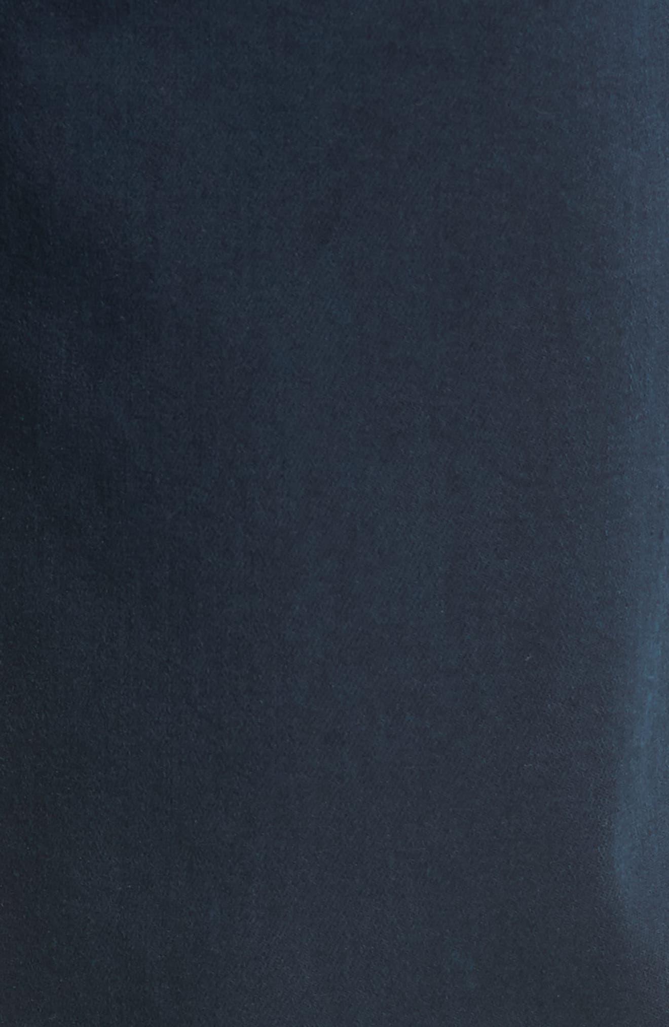 Transcend - Federal Slim Straight Leg Jeans,                             Alternate thumbnail 5, color,                             VINTAGE SKYFALL
