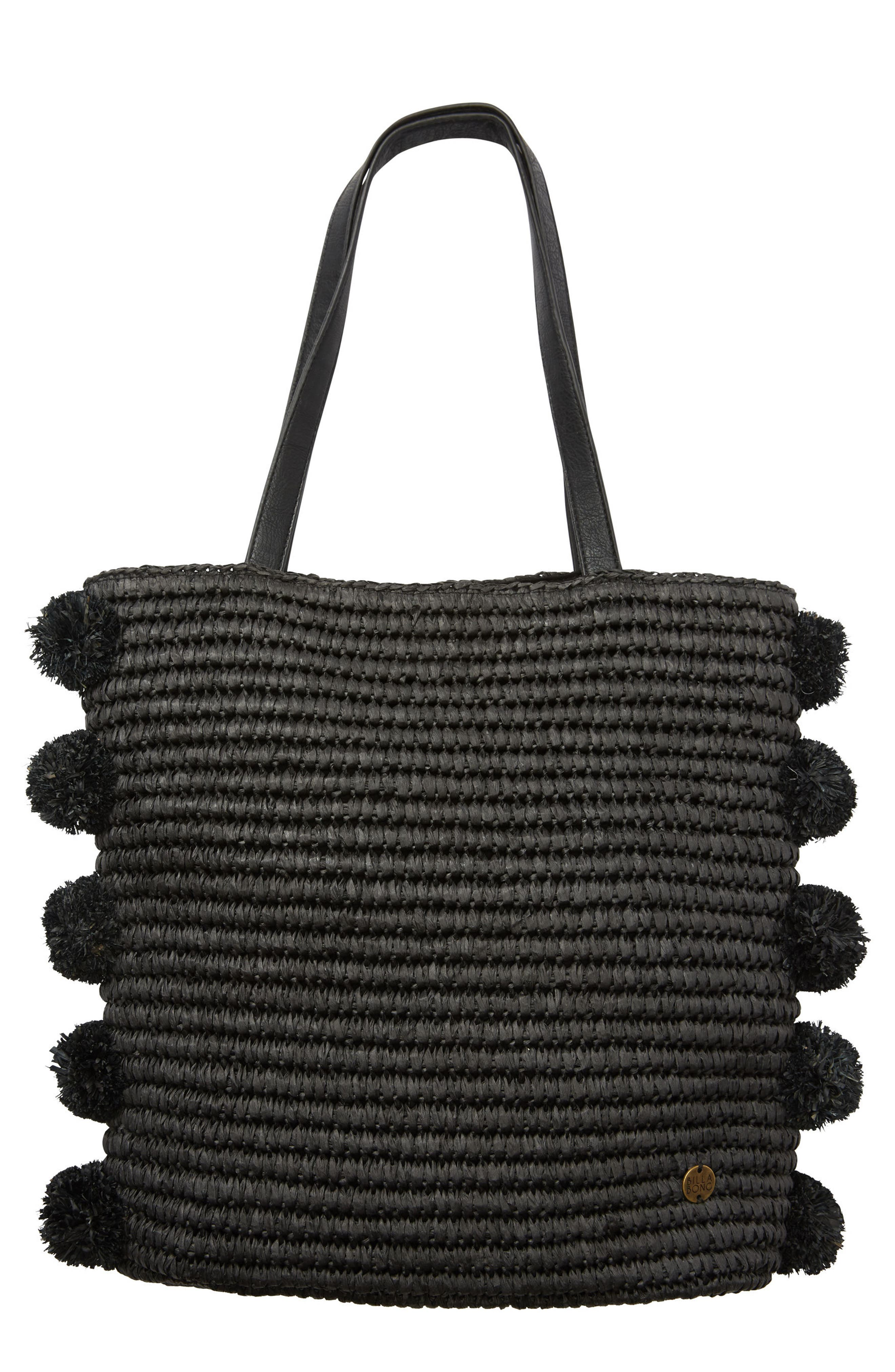 Palms Up Woven Bag,                         Main,                         color,