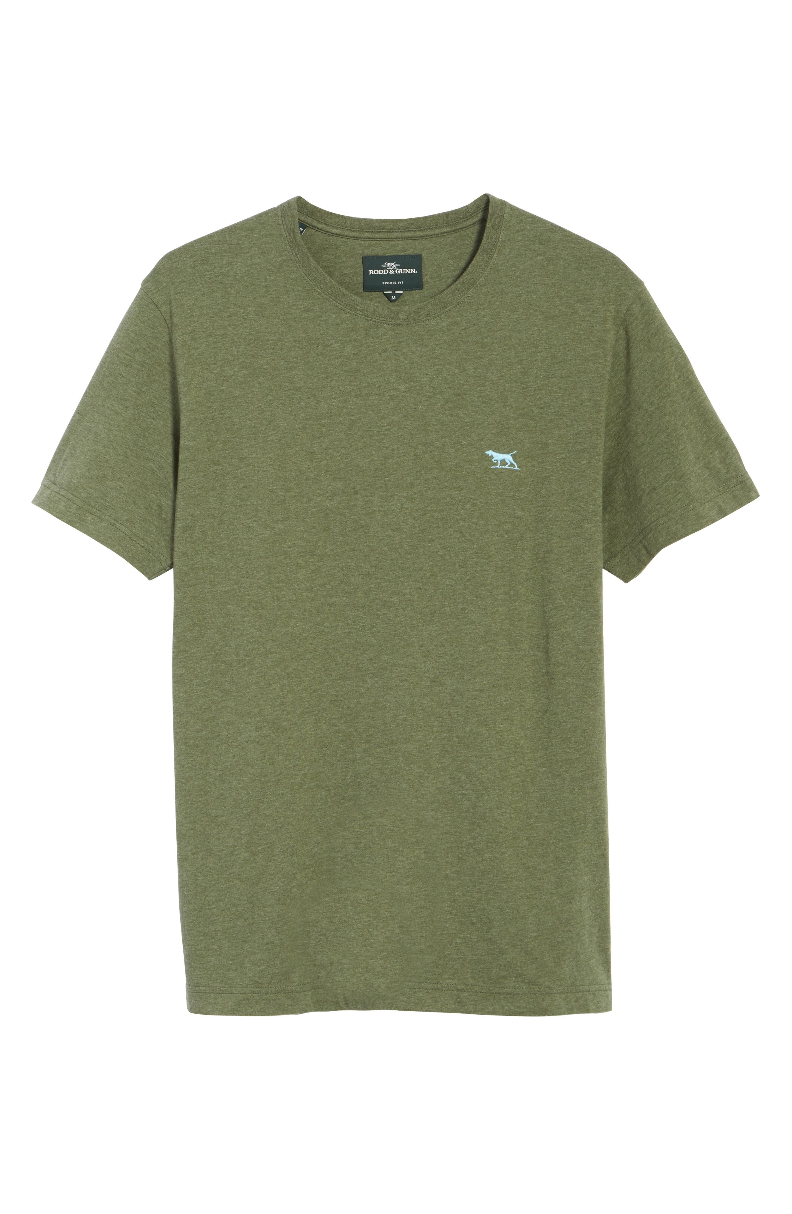 The Gunn T-Shirt,                             Alternate thumbnail 84, color,