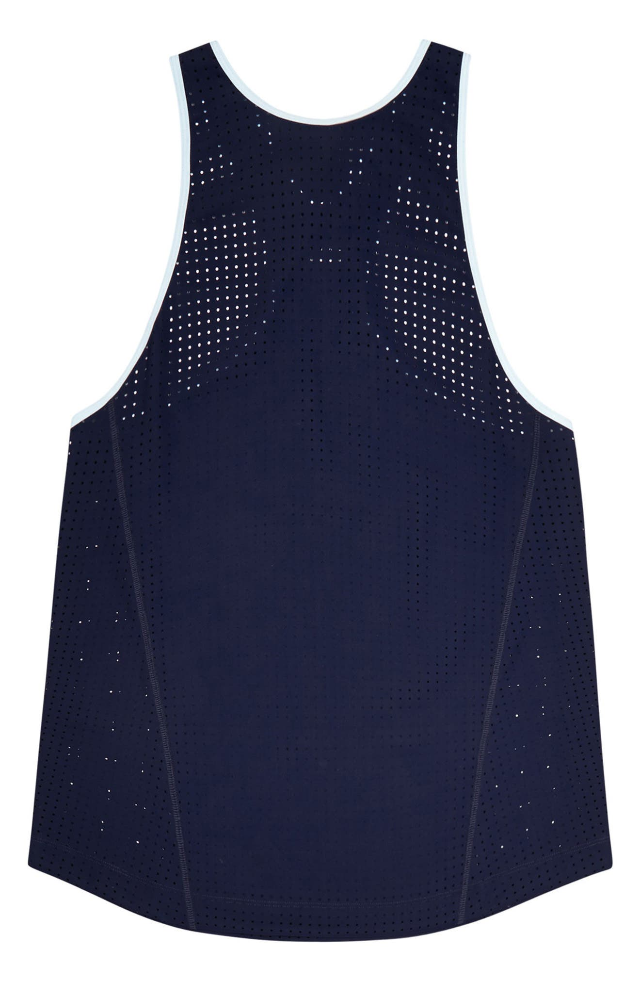 Sebastian Lasercut Tank,                             Alternate thumbnail 4, color,                             400