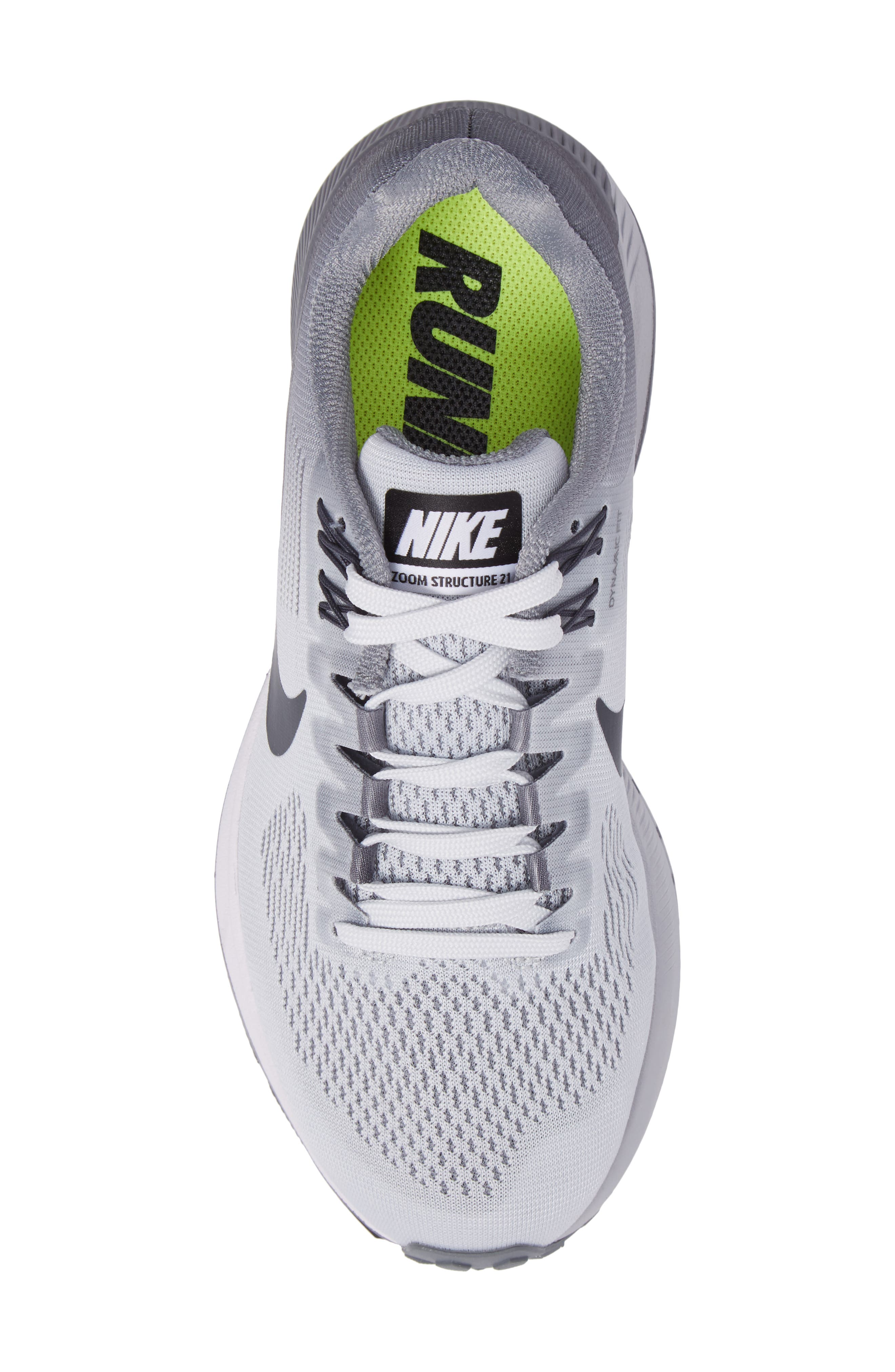 Air Zoom Structure 21 Running Shoe,                             Alternate thumbnail 28, color,