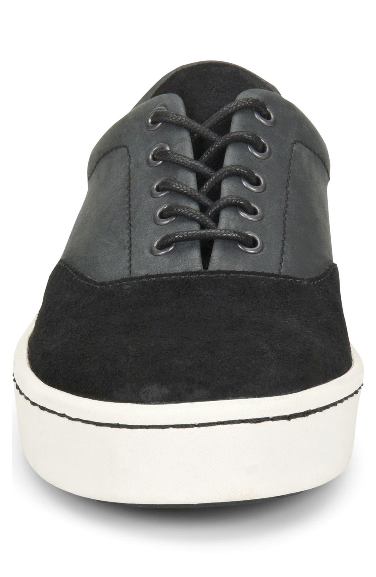 Keystone Low Top Sneaker,                             Alternate thumbnail 4, color,                             001