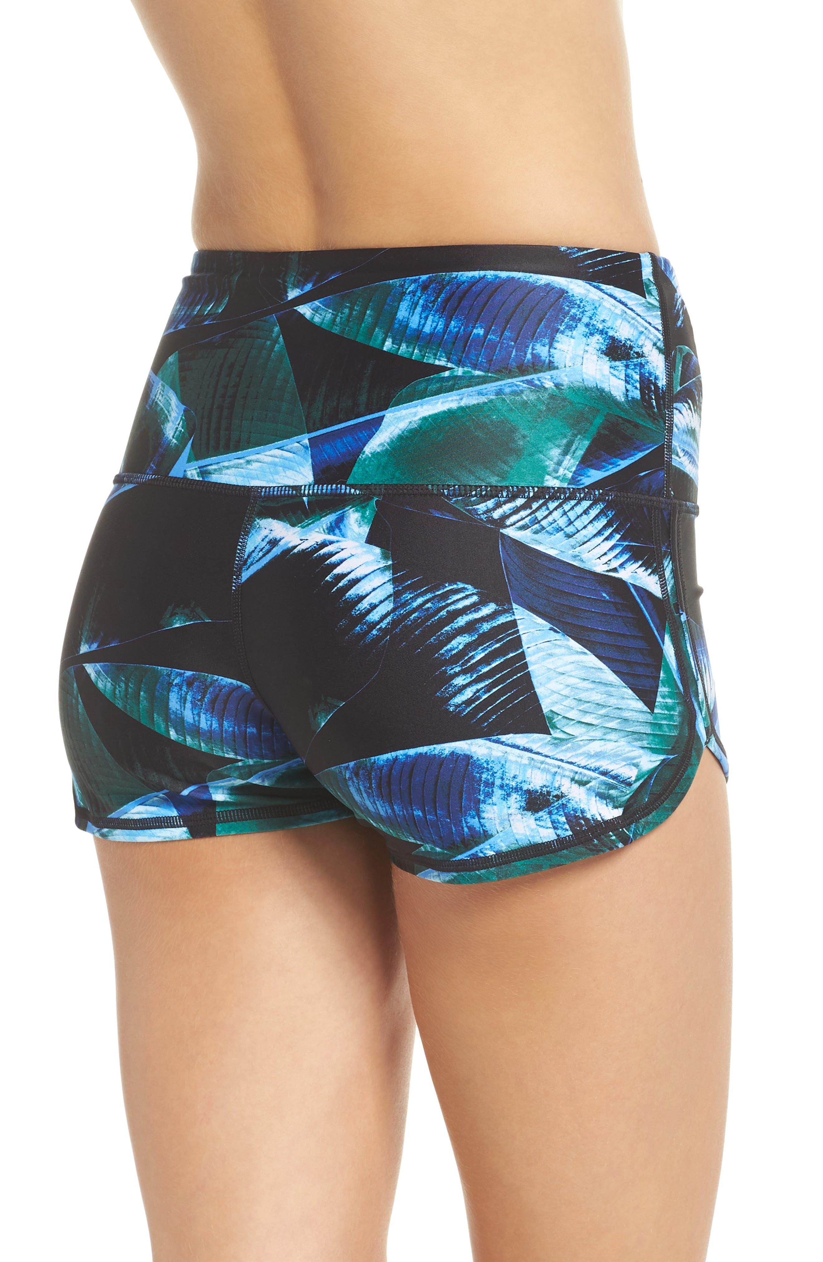 So Hot High Waist Shorts,                             Alternate thumbnail 2, color,