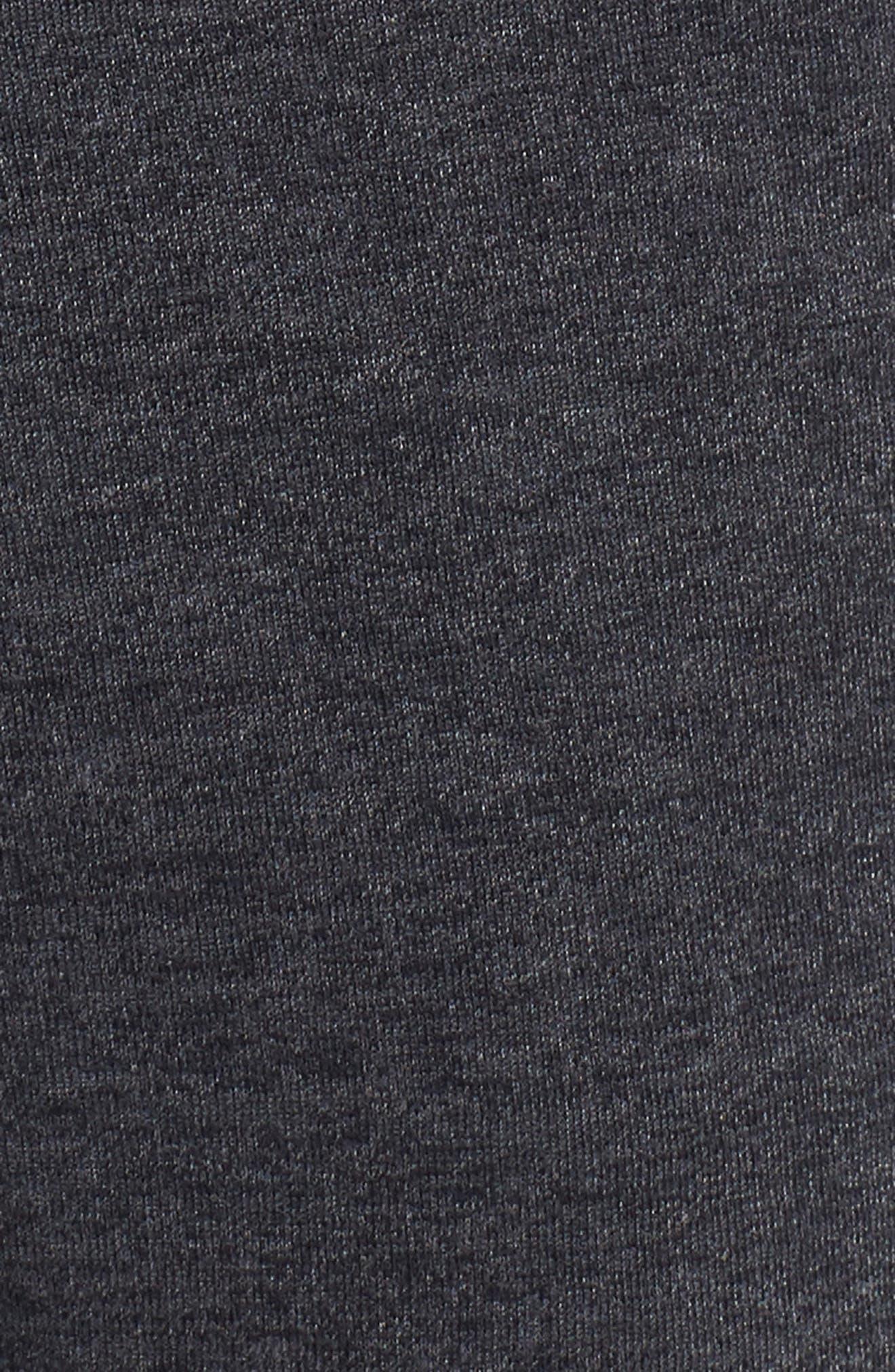 UNDER ARMOUR,                             Unstoppable Double Knit Jogger Pants,                             Alternate thumbnail 5, color,                             001