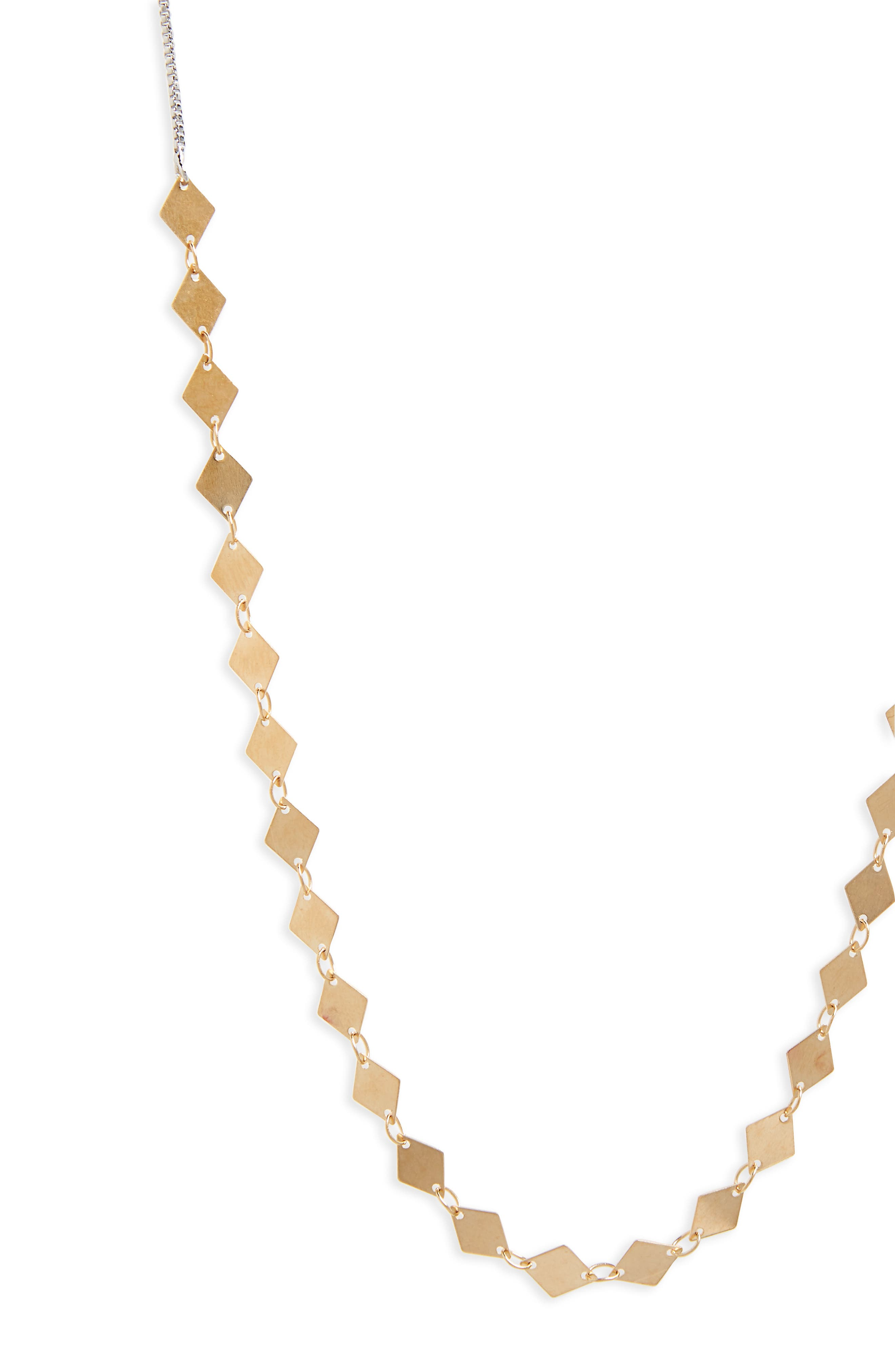 MAD JEWELS,                             Long Chain Necklace,                             Alternate thumbnail 2, color,                             040