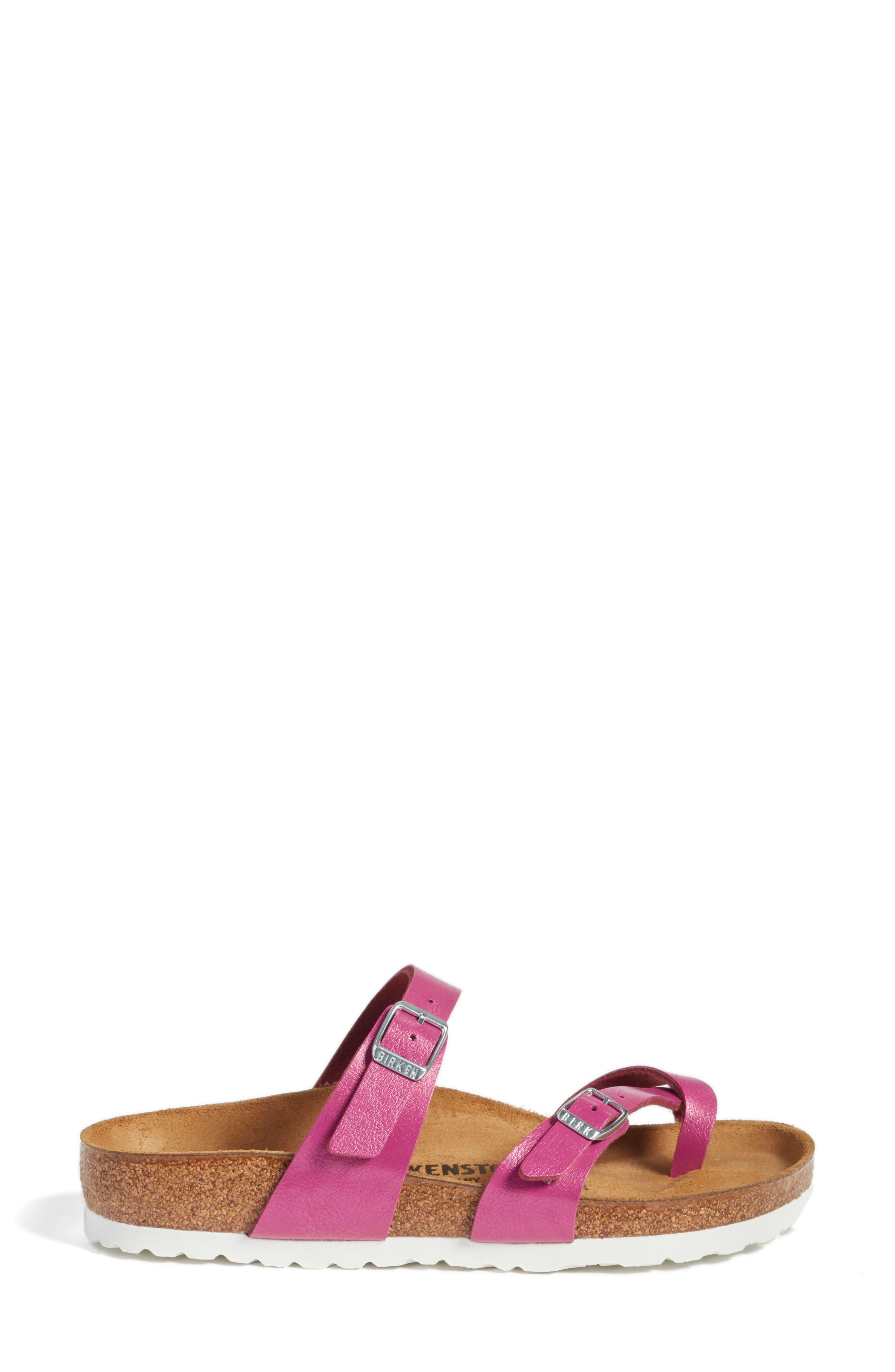 'Mayari' Birko-Flor<sup>™</sup> Sandal,                             Alternate thumbnail 58, color,