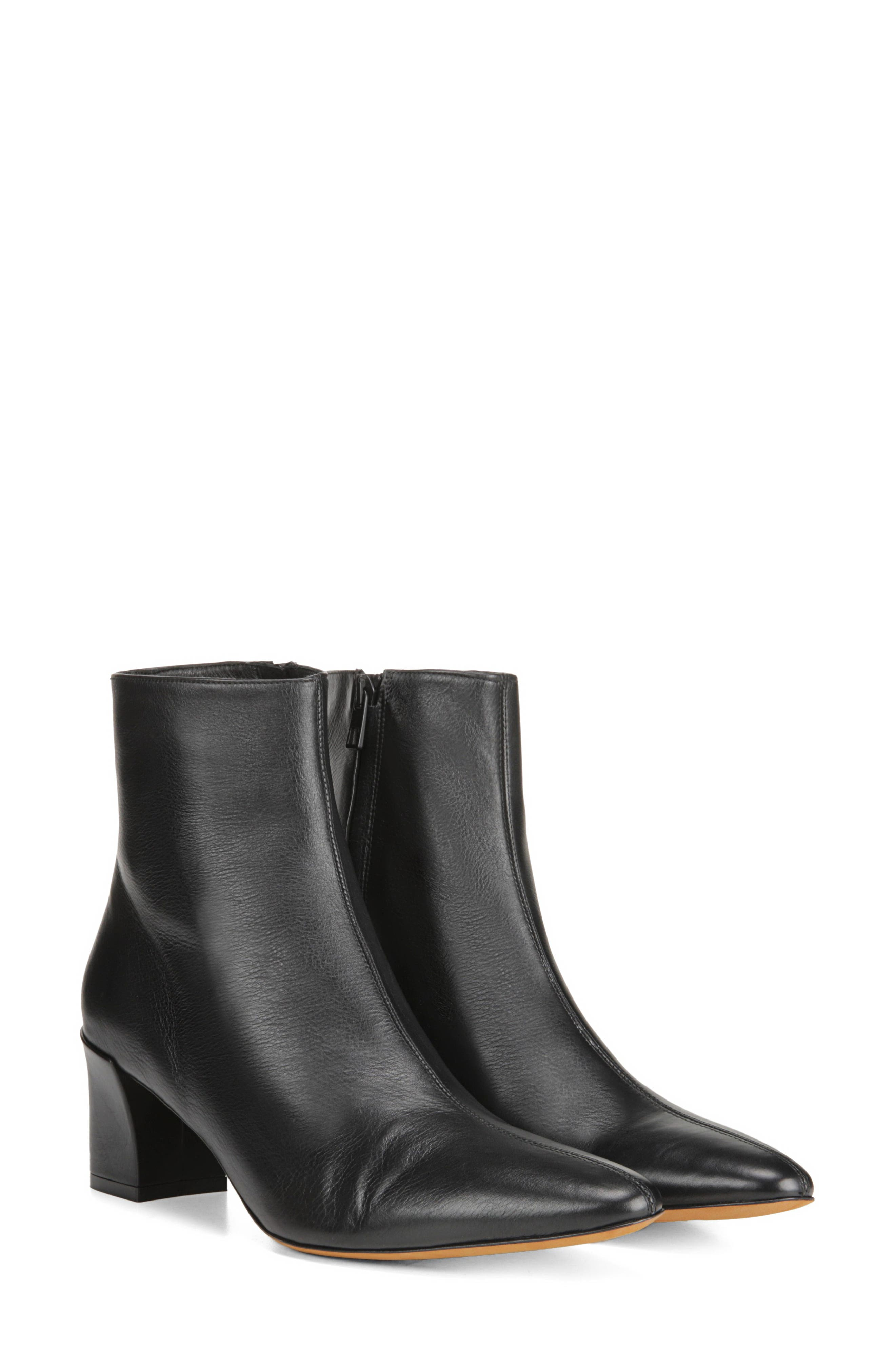 Lanica Bootie,                             Alternate thumbnail 7, color,                             BLACK