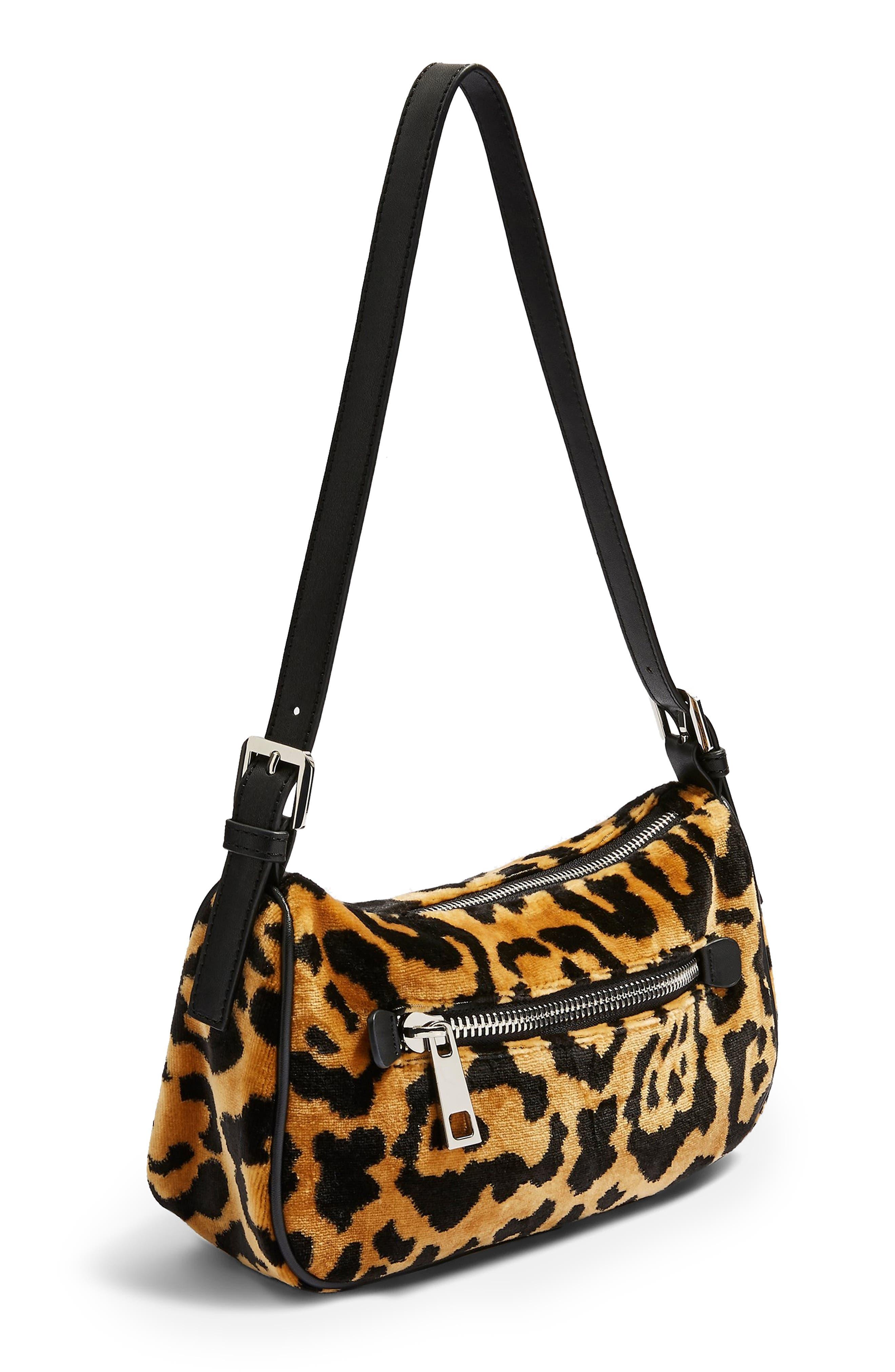 Kenya Shoulder Bag,                             Alternate thumbnail 3, color,                             001