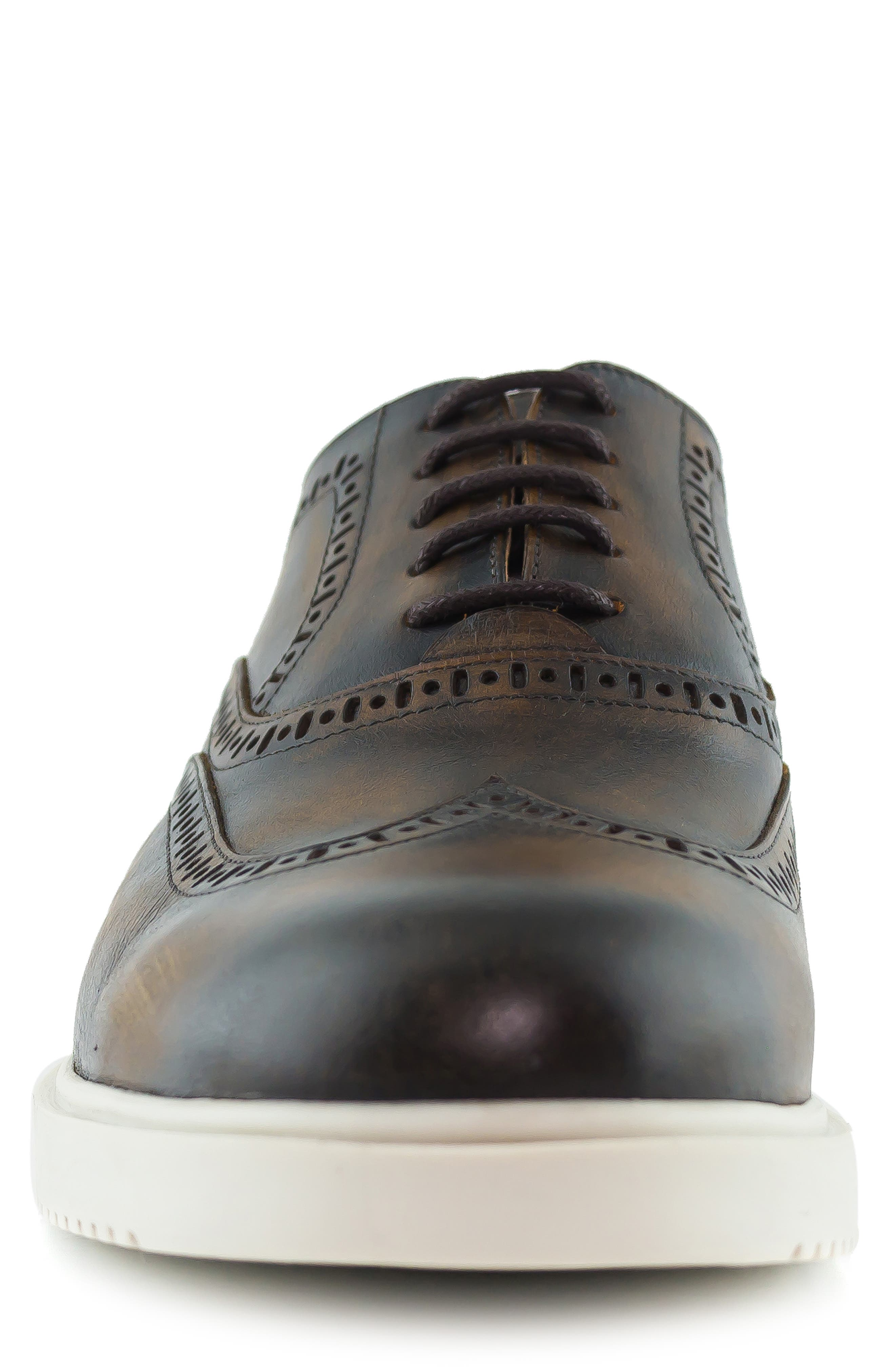 5th Ave Wingtip Sneaker,                             Alternate thumbnail 16, color,