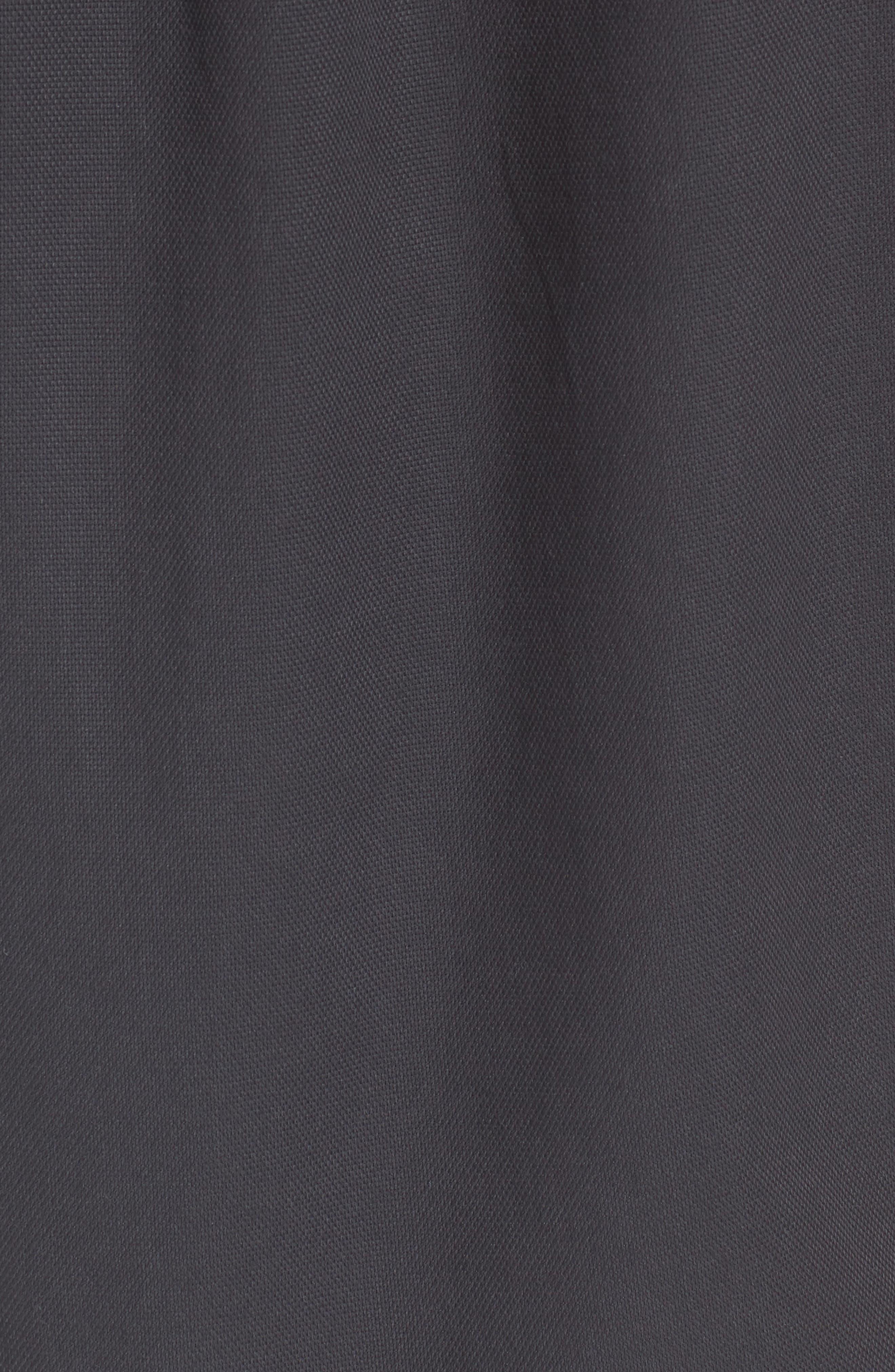 Dobby Dylan Sport Shirt,                             Alternate thumbnail 5, color,                             BLACK