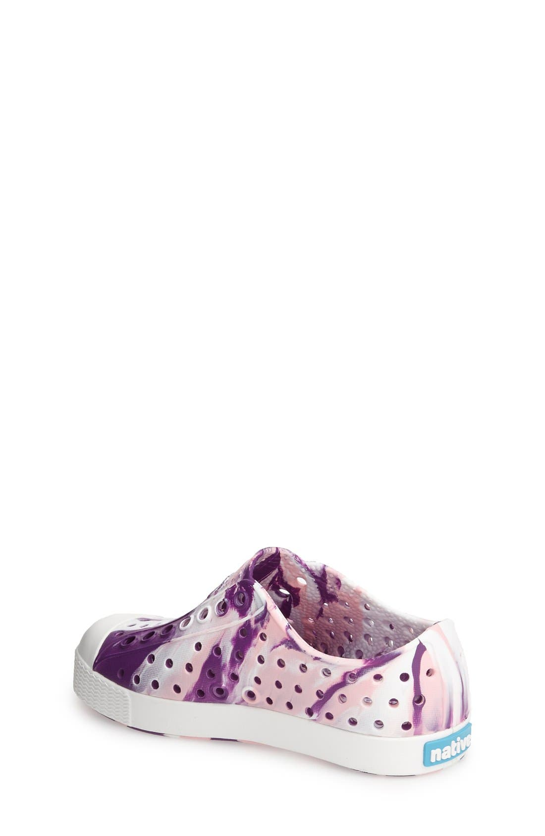 Jefferson - Marbled Perforated Slip-On,                             Alternate thumbnail 64, color,
