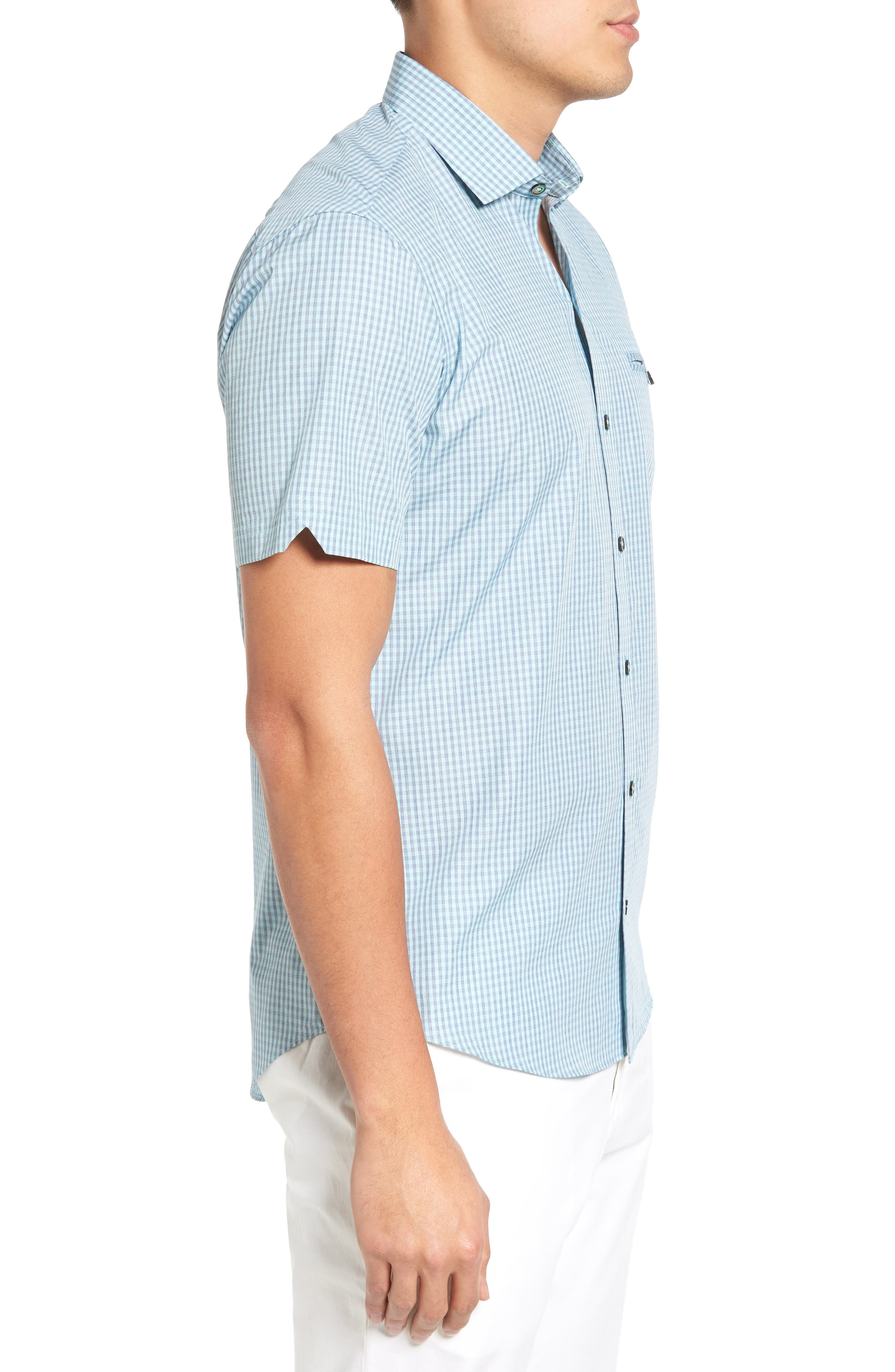 Rappaport Sport Shirt,                             Alternate thumbnail 3, color,                             332