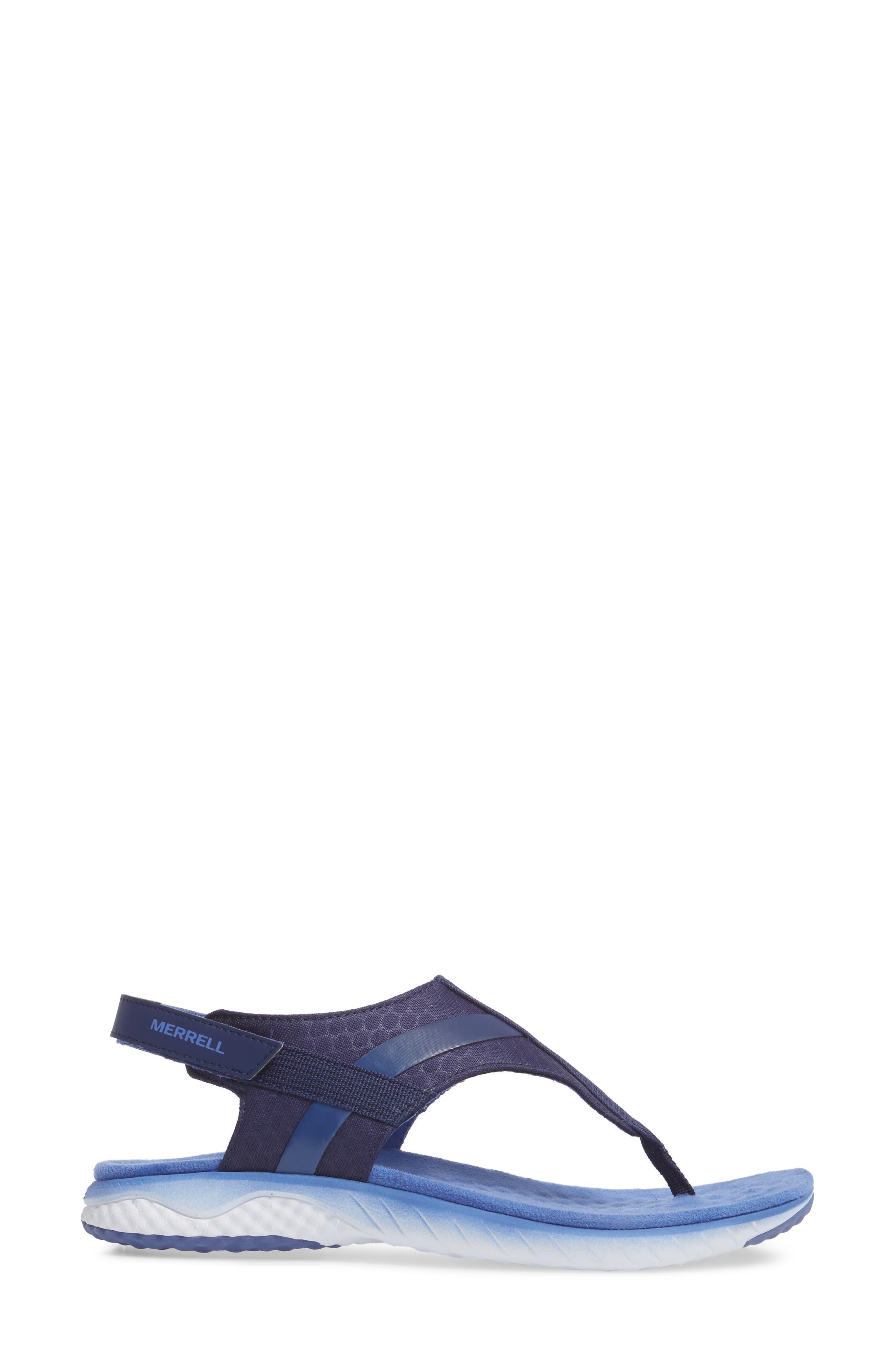 1SIX8 Linna Slide Air Cushion+ Sandal,                             Alternate thumbnail 11, color,