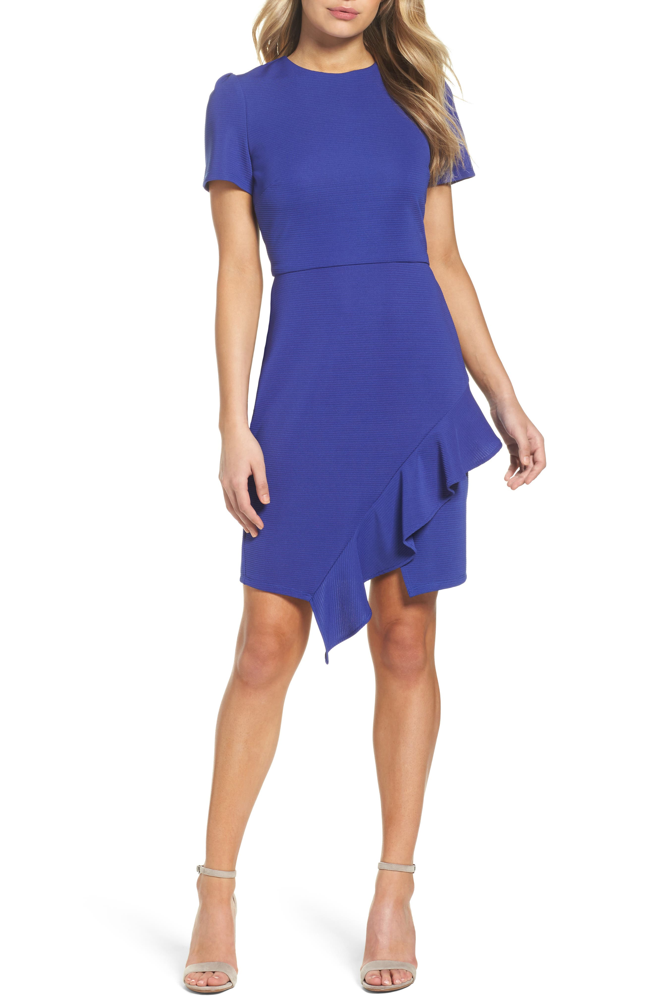 Ottoman Sheath Dress,                         Main,                         color, 472