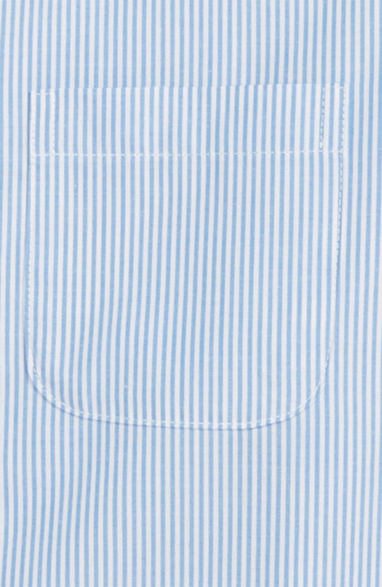 Heritage Stripe Dress Shirt,                             Alternate thumbnail 2, color,                             420
