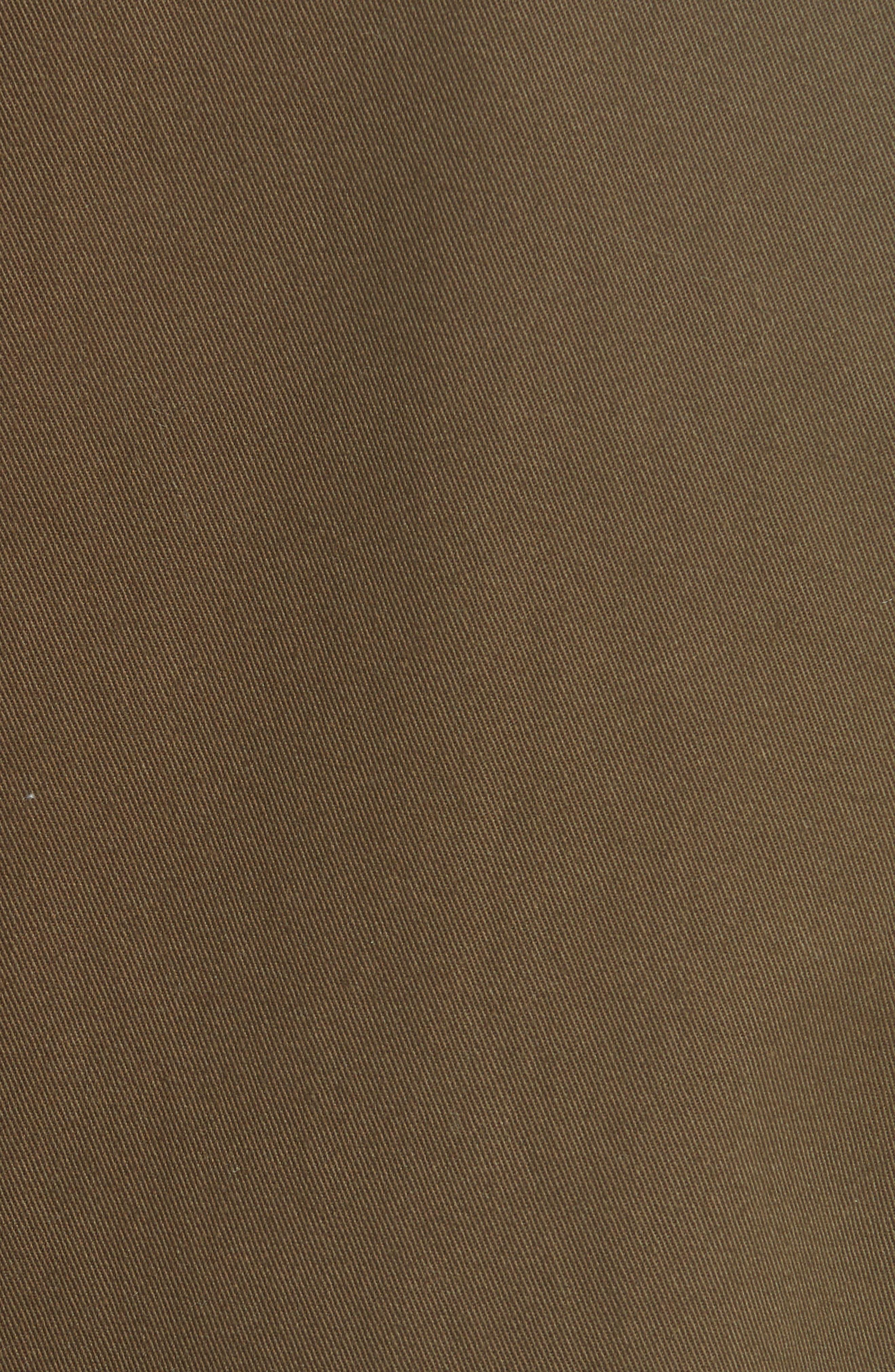 OVADIA & SONS,                             Military Woven Shirt,                             Alternate thumbnail 5, color,                             325
