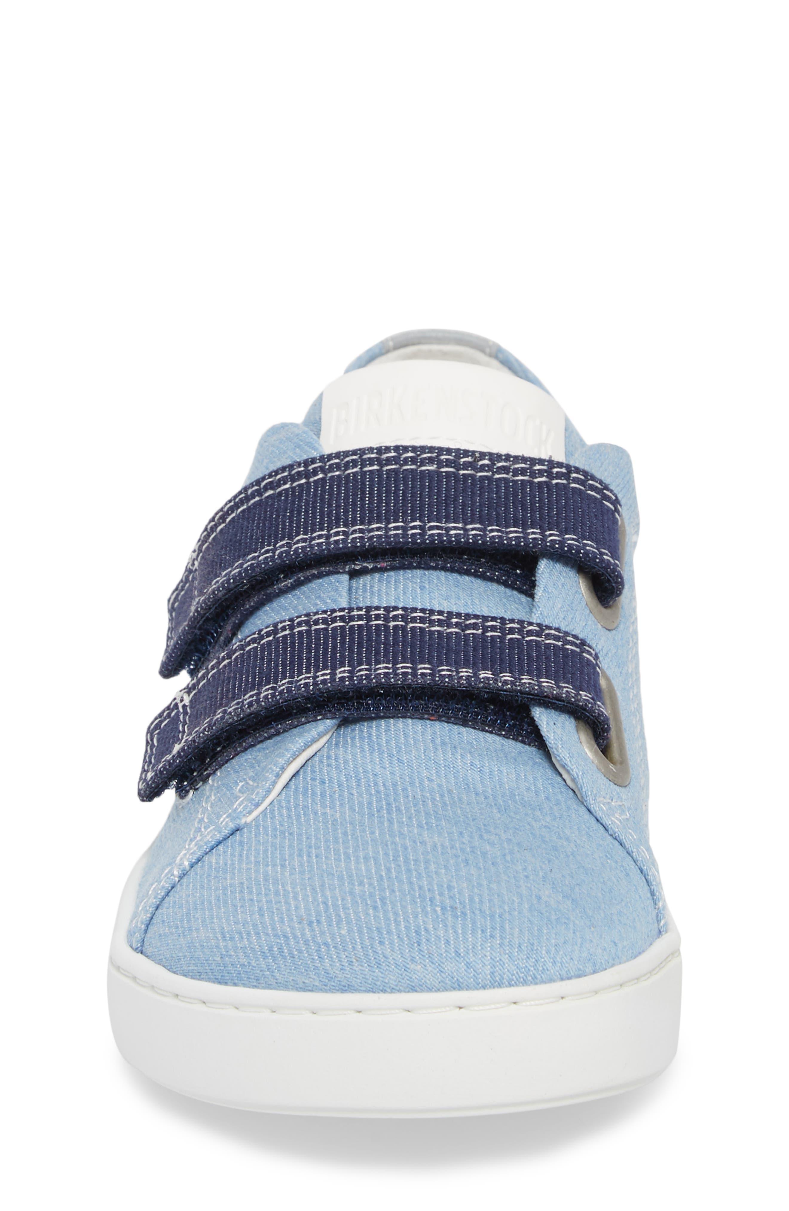Arran Sneaker,                             Alternate thumbnail 4, color,                             INDIGO