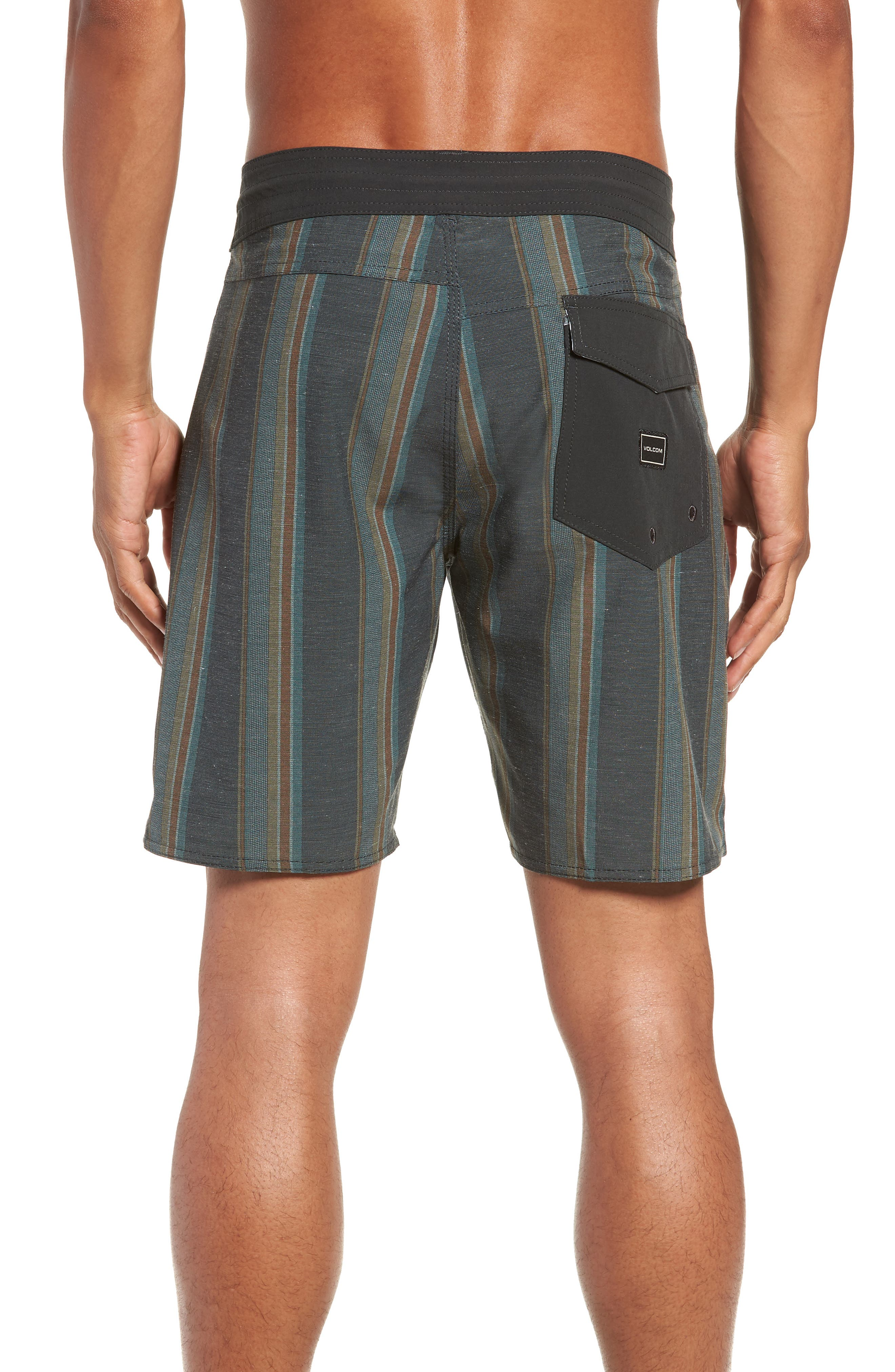 Estate Stoney Boardshorts,                             Alternate thumbnail 2, color,                             PINE