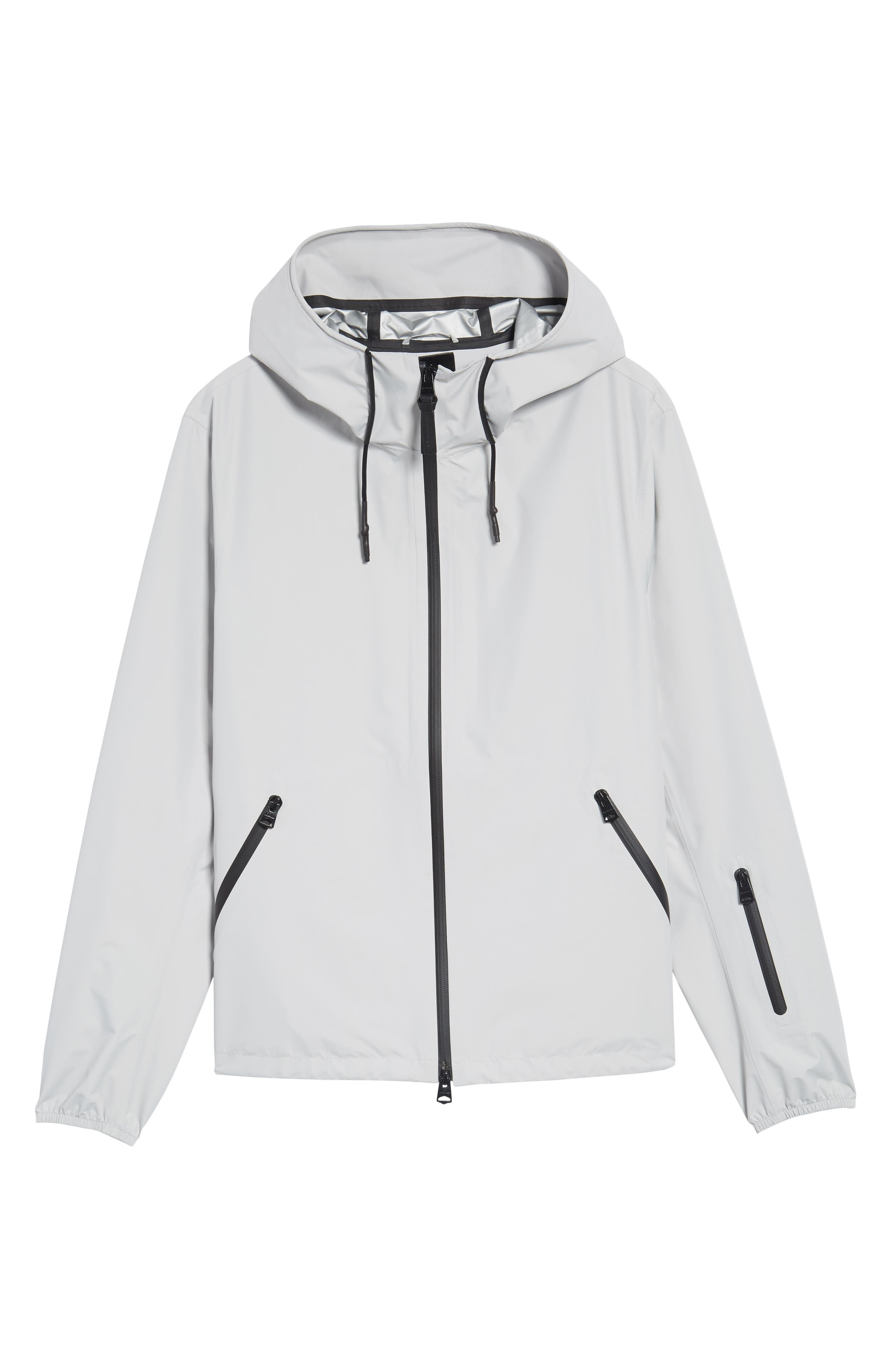 Hooded Jacket,                             Alternate thumbnail 5, color,                             020