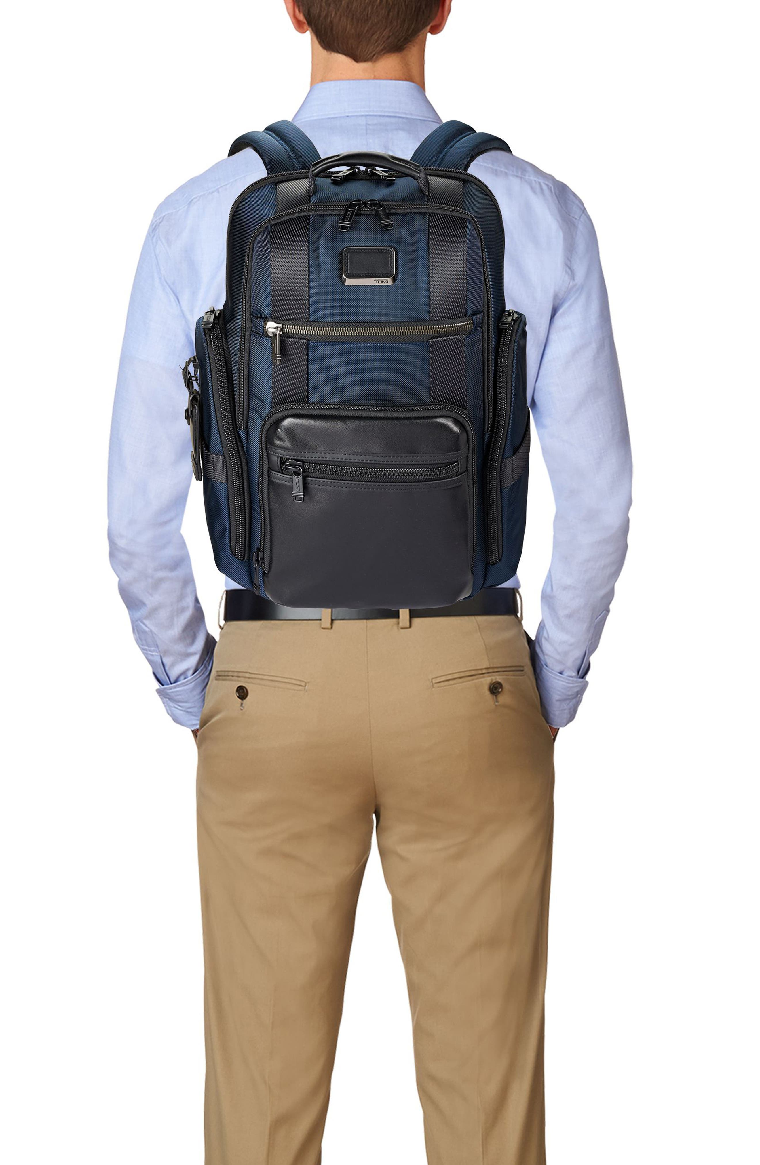 Alpha Bravo - Sheppard Deluxe Backpack,                             Alternate thumbnail 6, color,                             415