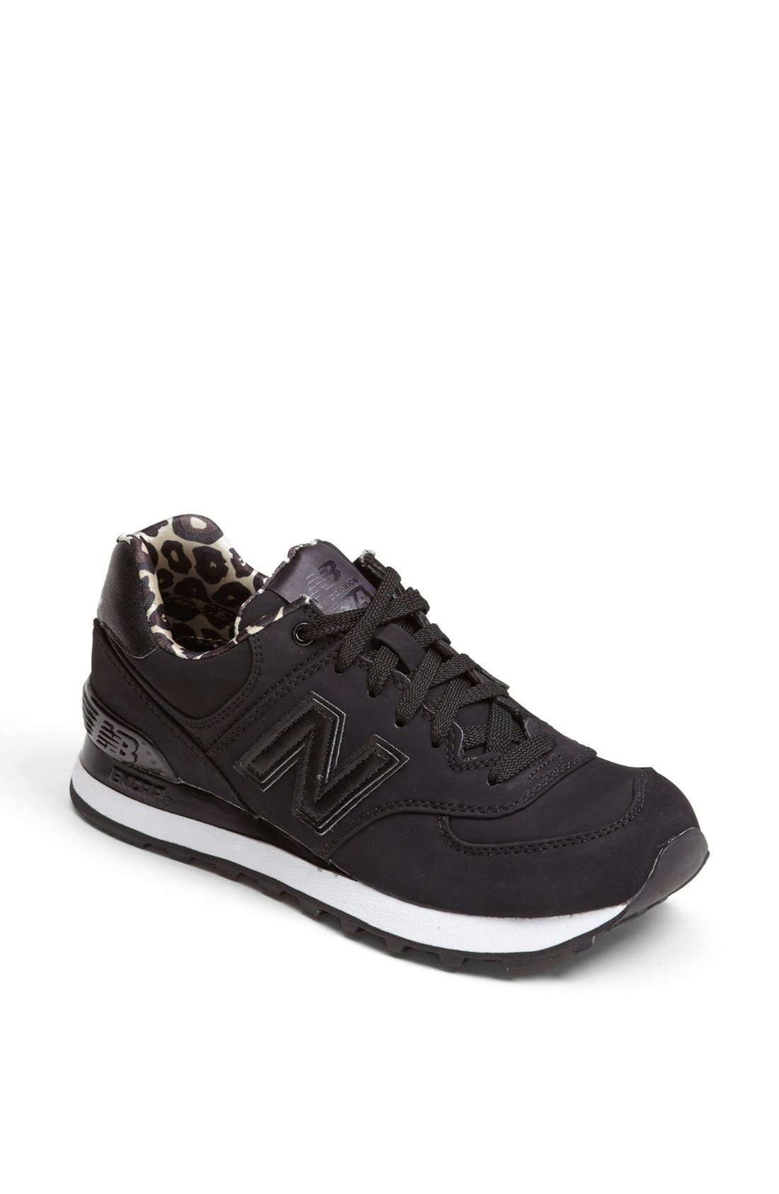 NEW BALANCE,                             '574' Sneaker,                             Main thumbnail 1, color,                             001