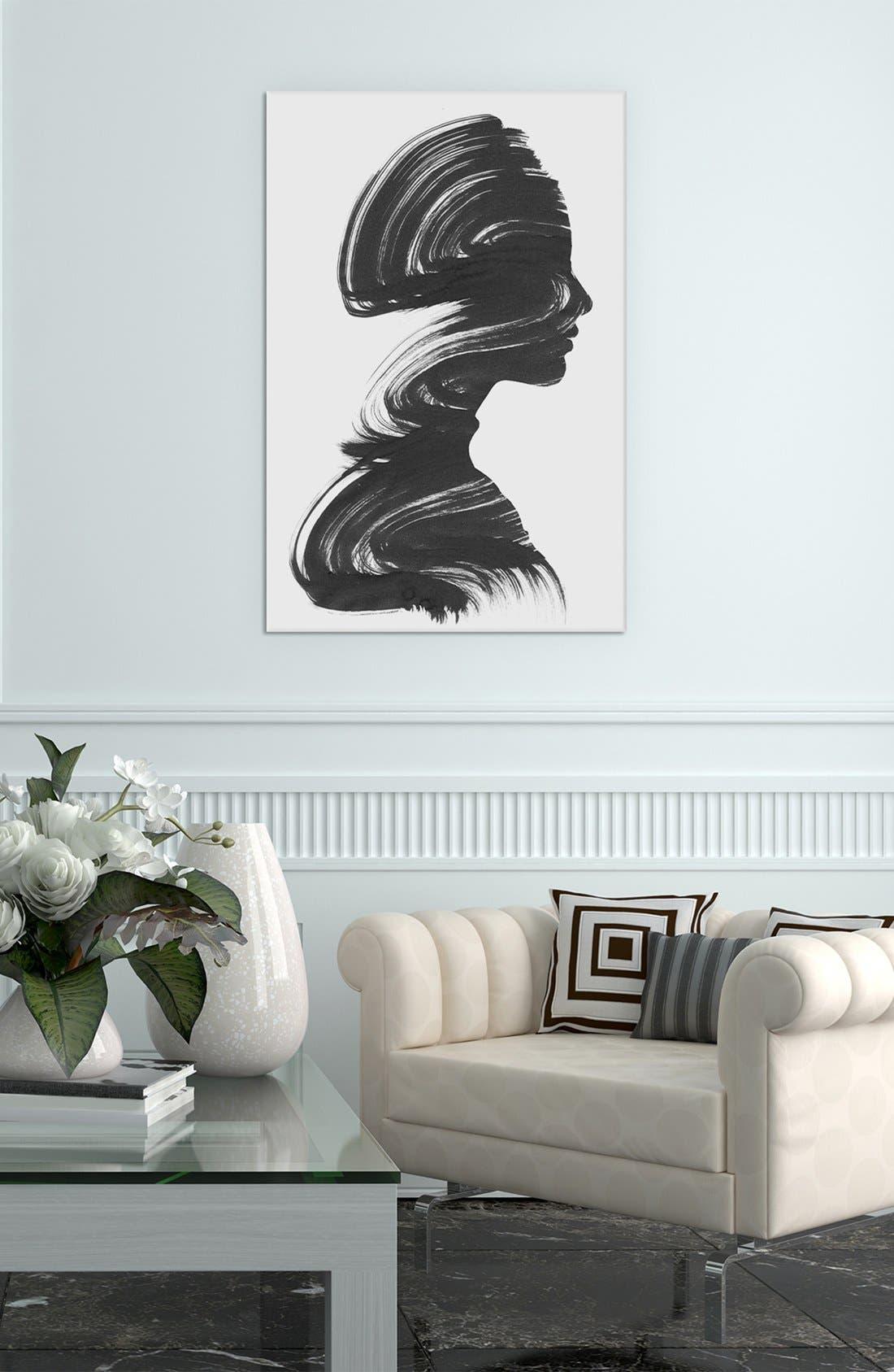 'See' Giclée Print Canvas Art,                             Alternate thumbnail 2, color,                             WHITE