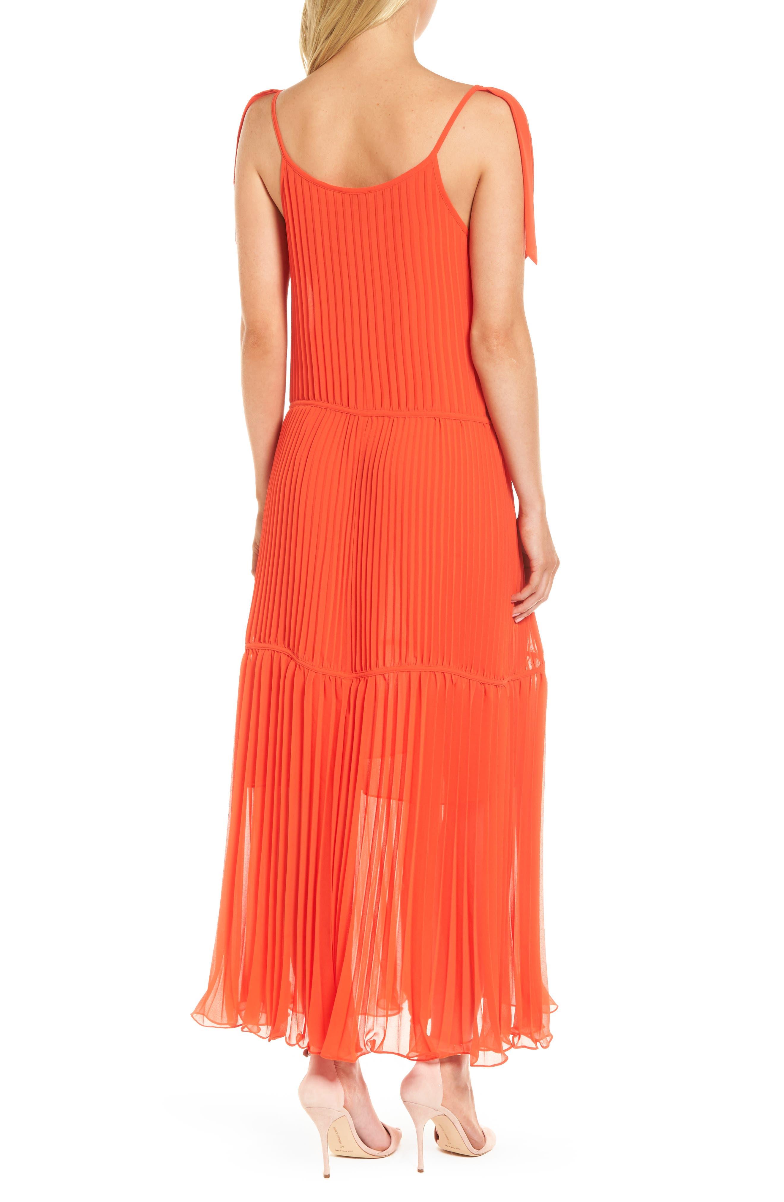 Chiffon Maxi Dress,                             Alternate thumbnail 6, color,