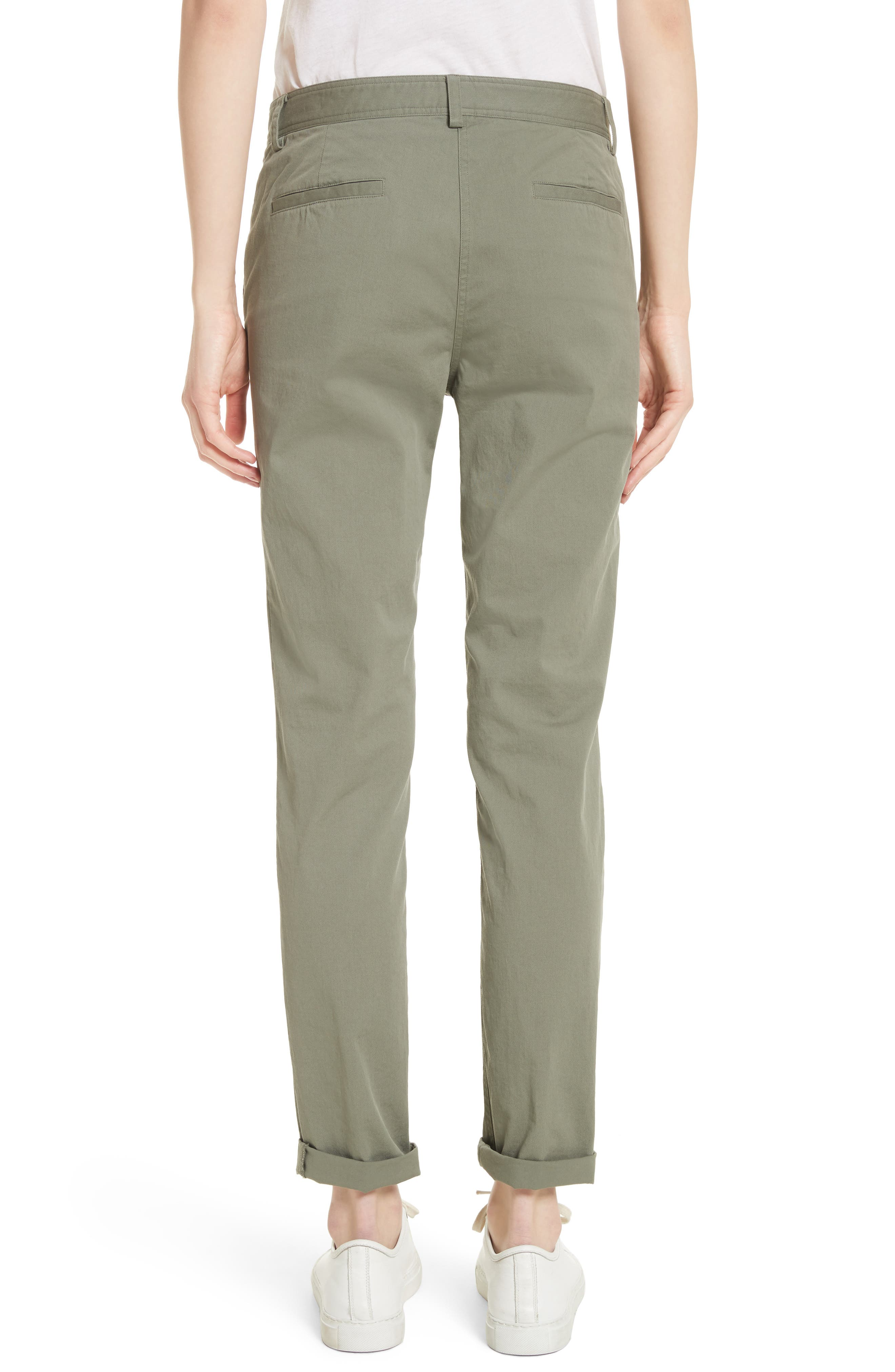 Boyfriend Pants,                             Alternate thumbnail 2, color,                             388