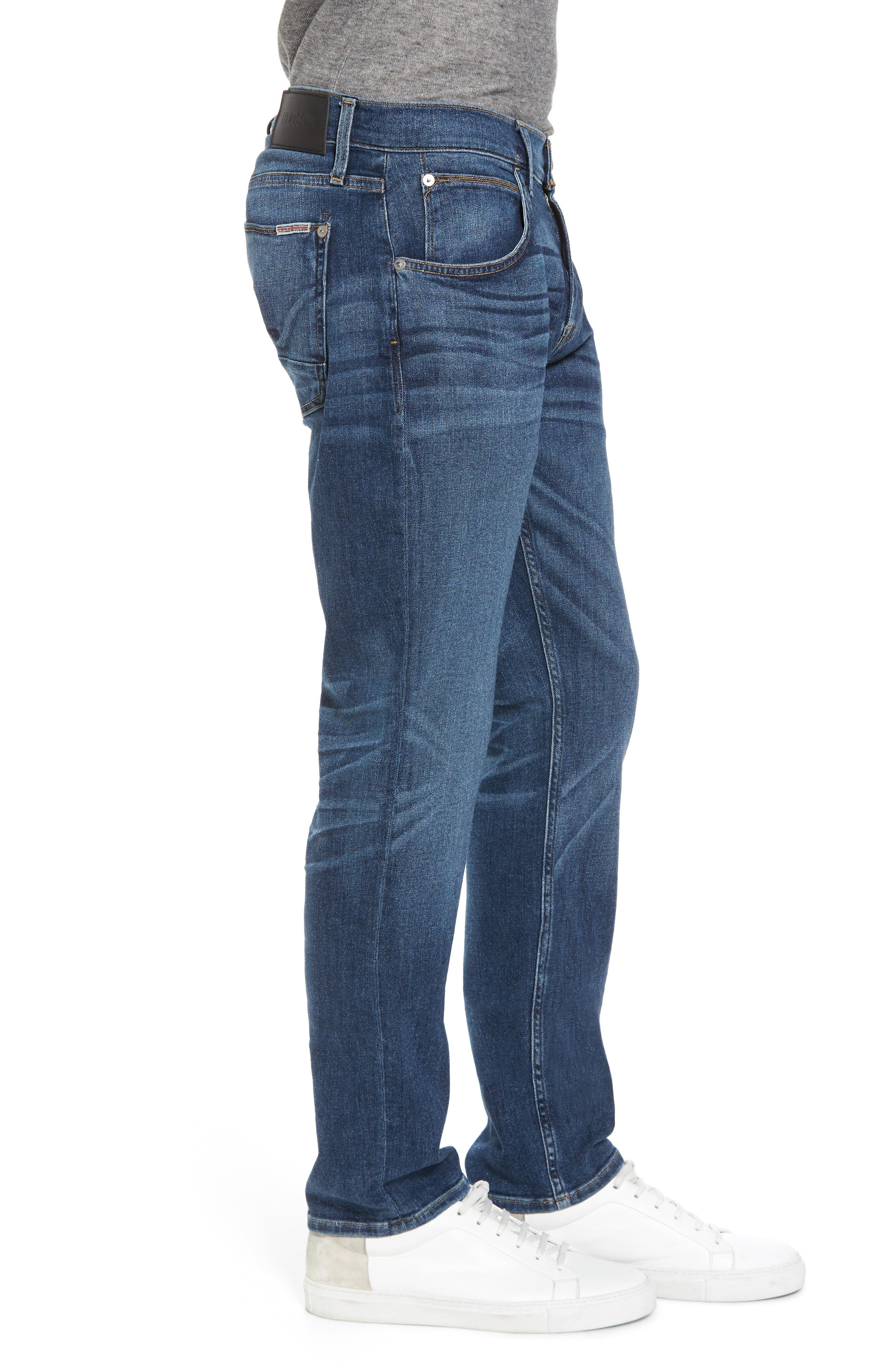 Blake Slim Fit Jeans,                             Alternate thumbnail 3, color,                             420