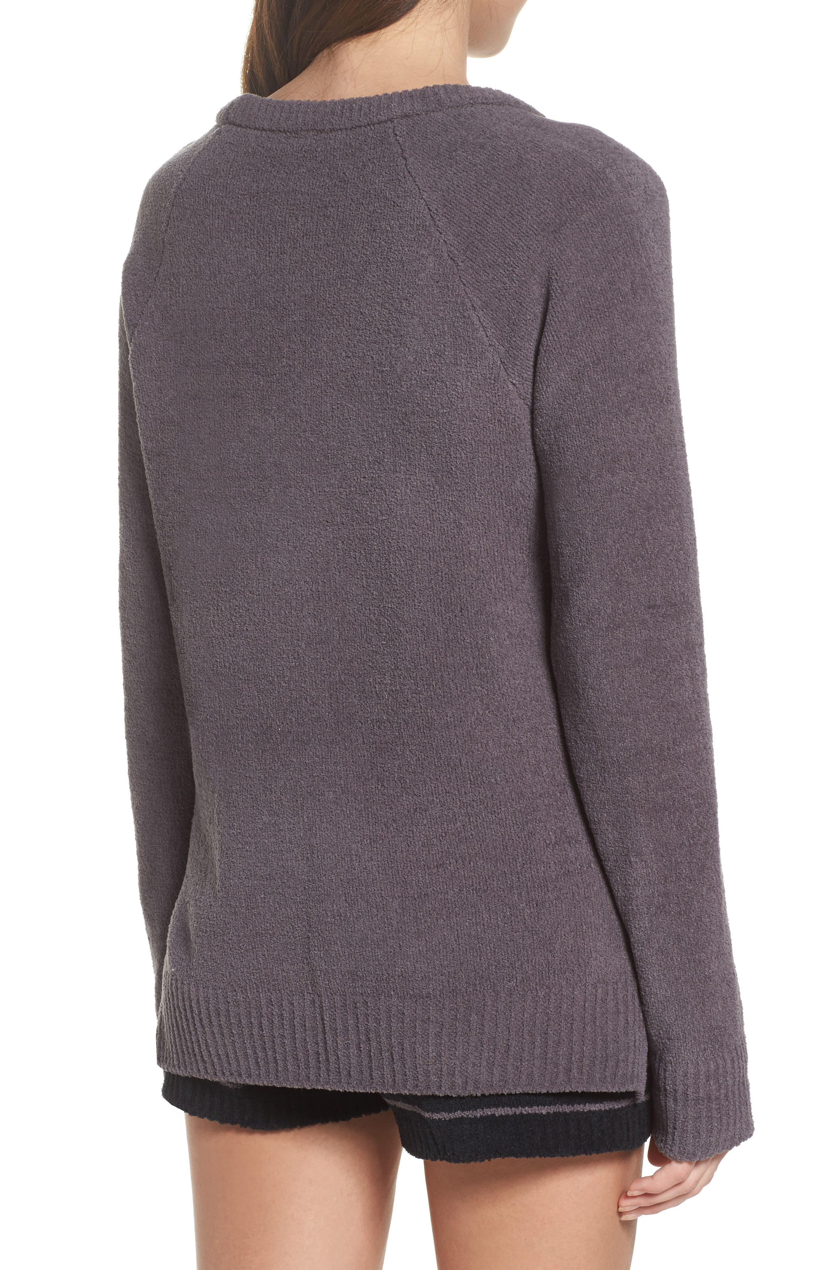 Marshmallow Sweatshirt,                             Alternate thumbnail 3, color,