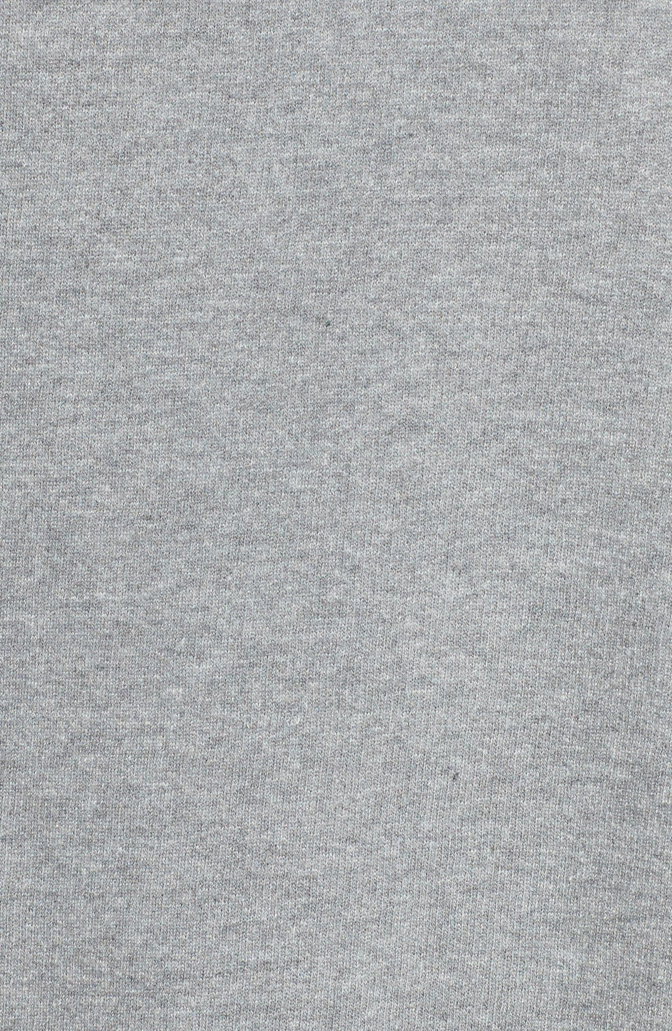 Crewneck Sweatshirt,                             Alternate thumbnail 5, color,                             030