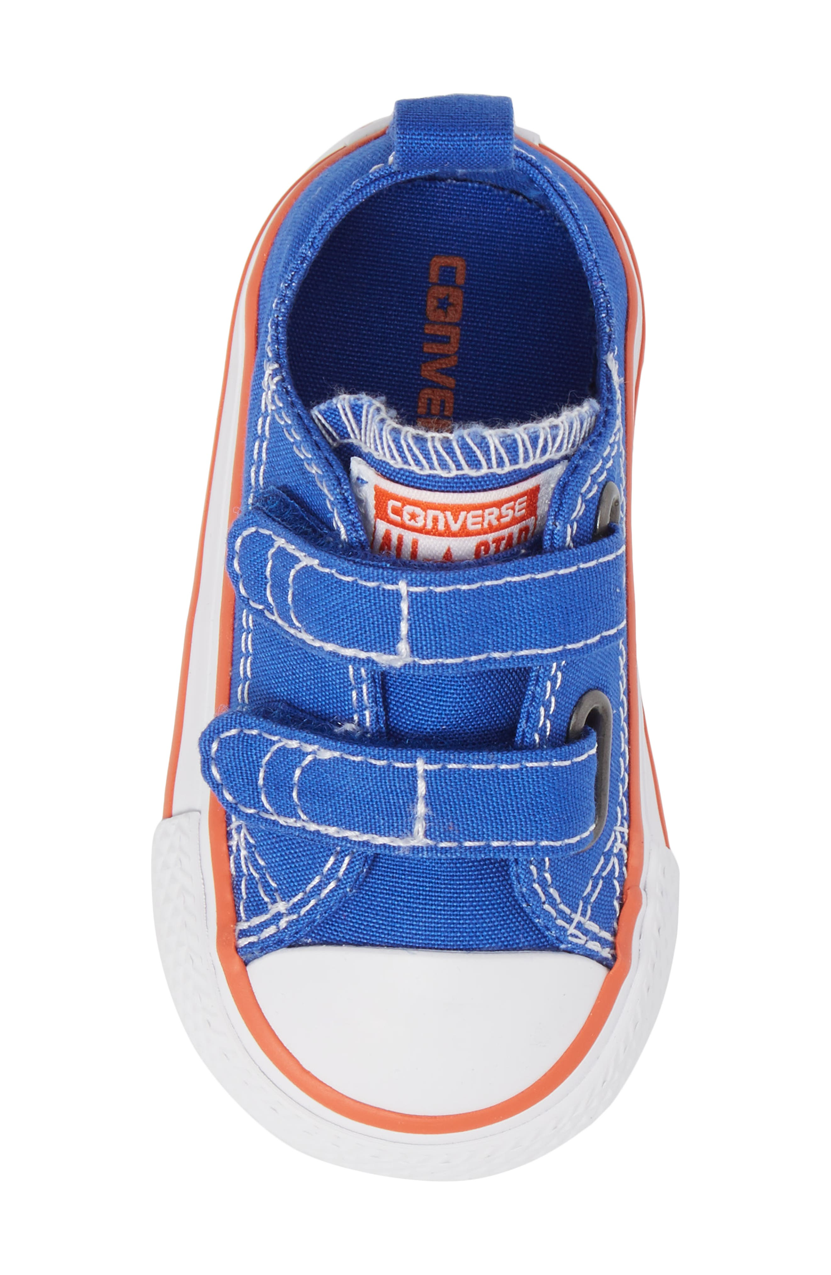 Chuck Taylor<sup>®</sup> All Star<sup>®</sup> Seasonal 2V Low Top Sneaker,                             Alternate thumbnail 5, color,                             483