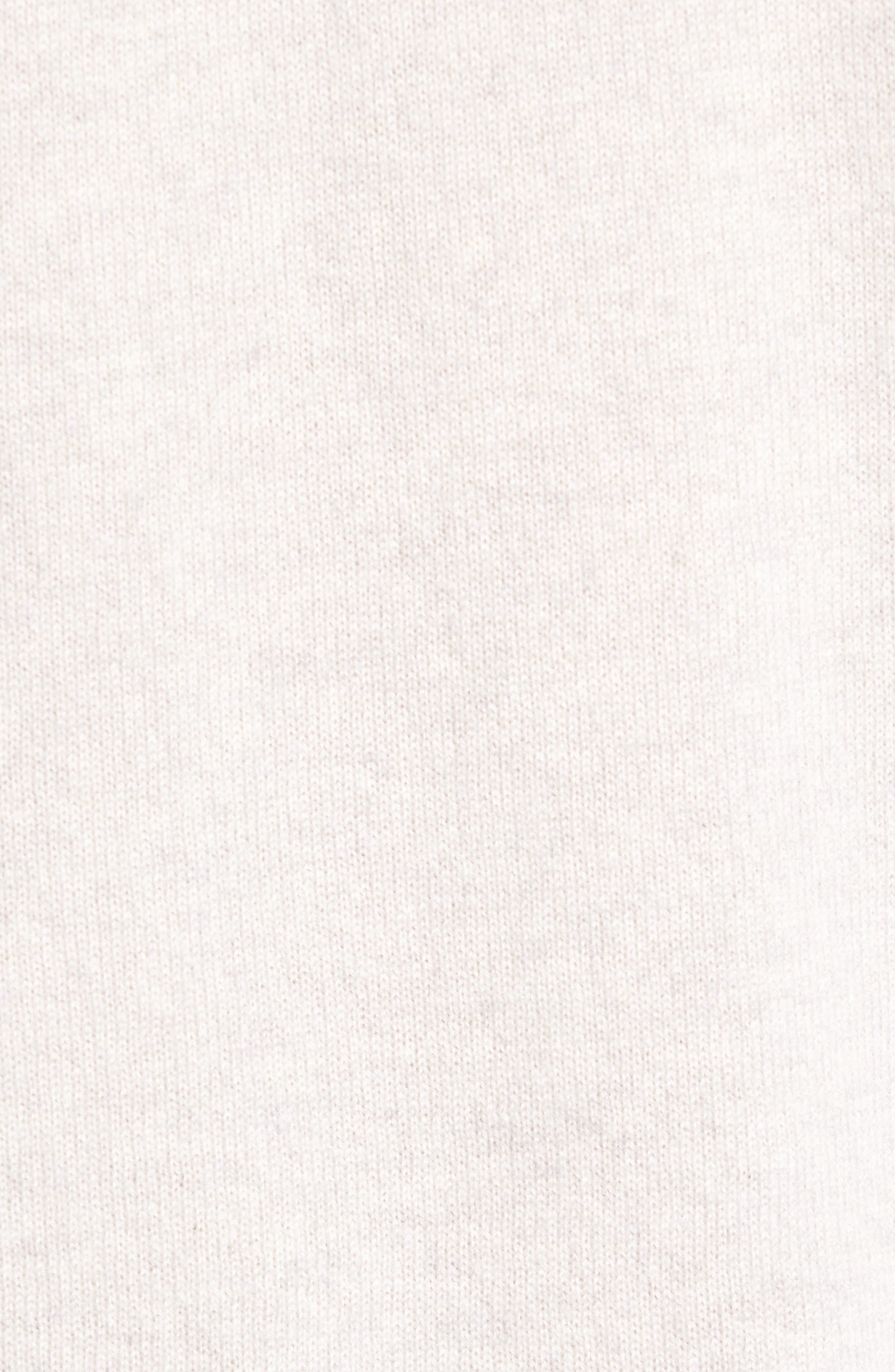 Intarsia Cashmere Sweater,                             Alternate thumbnail 5, color,                             115