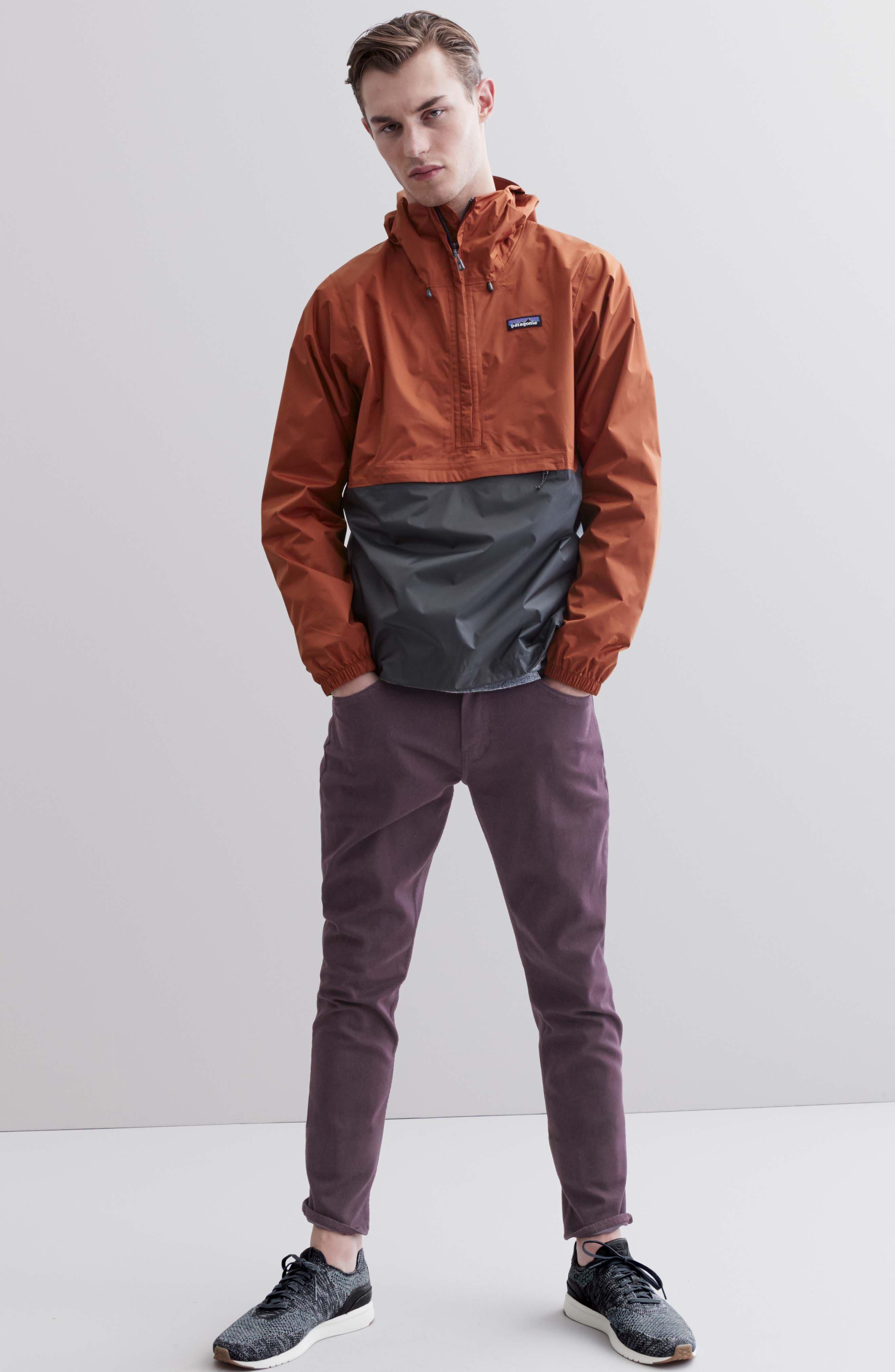 Torrentshell Packable Regular Fit Rain Jacket,                             Alternate thumbnail 9, color,                             COPPER ORE